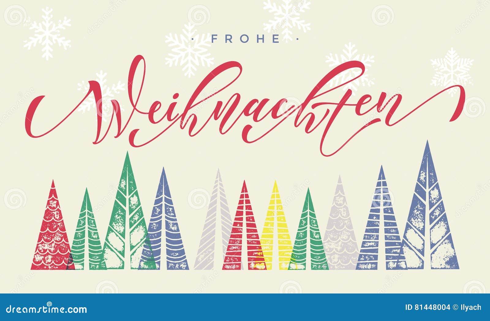 Frohe Weihnachten Aus Deutschland.Grusskartentext Winterurlaubs Frohe Weihnachten Deutscher