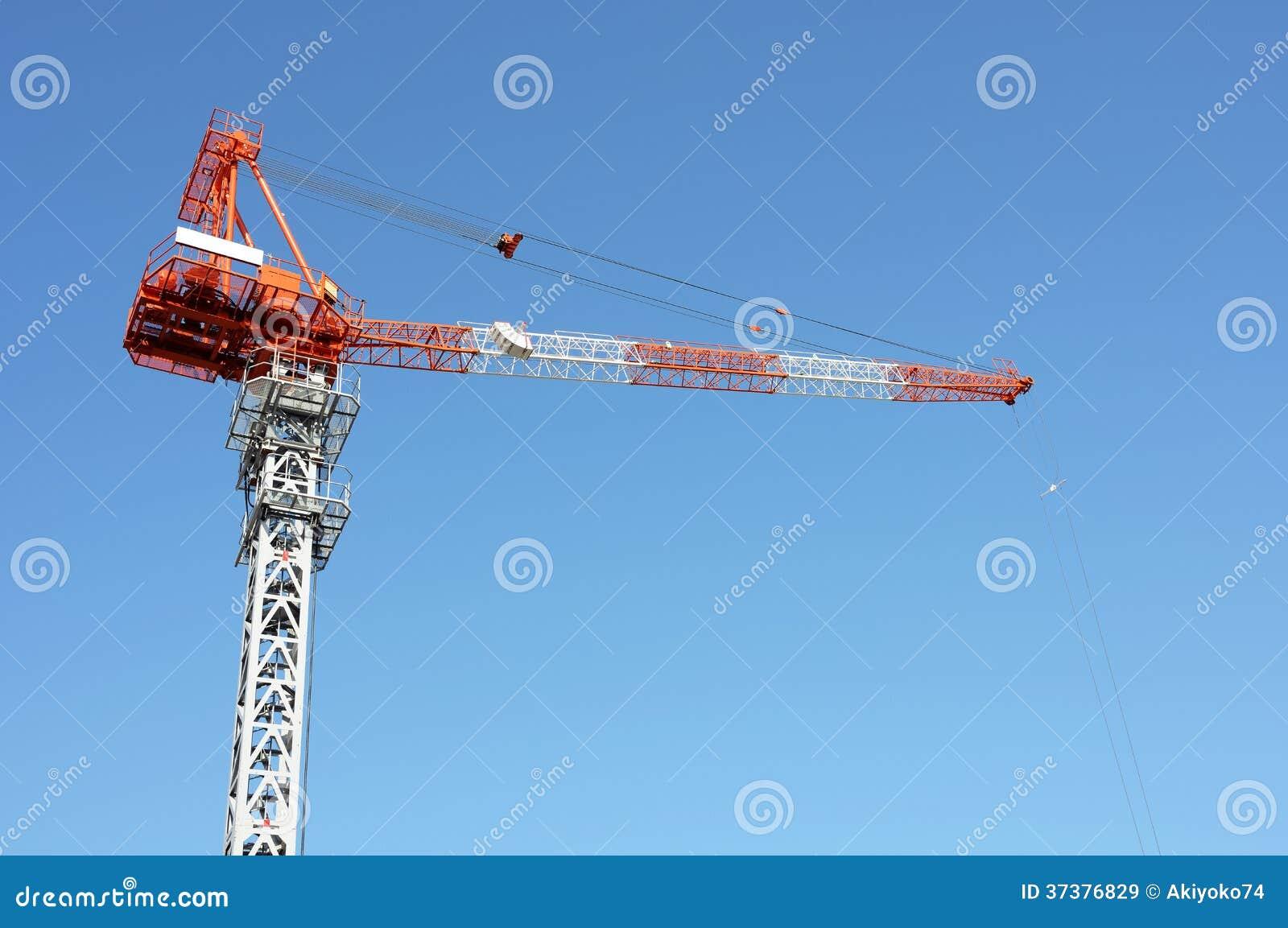 Gru della costruzione