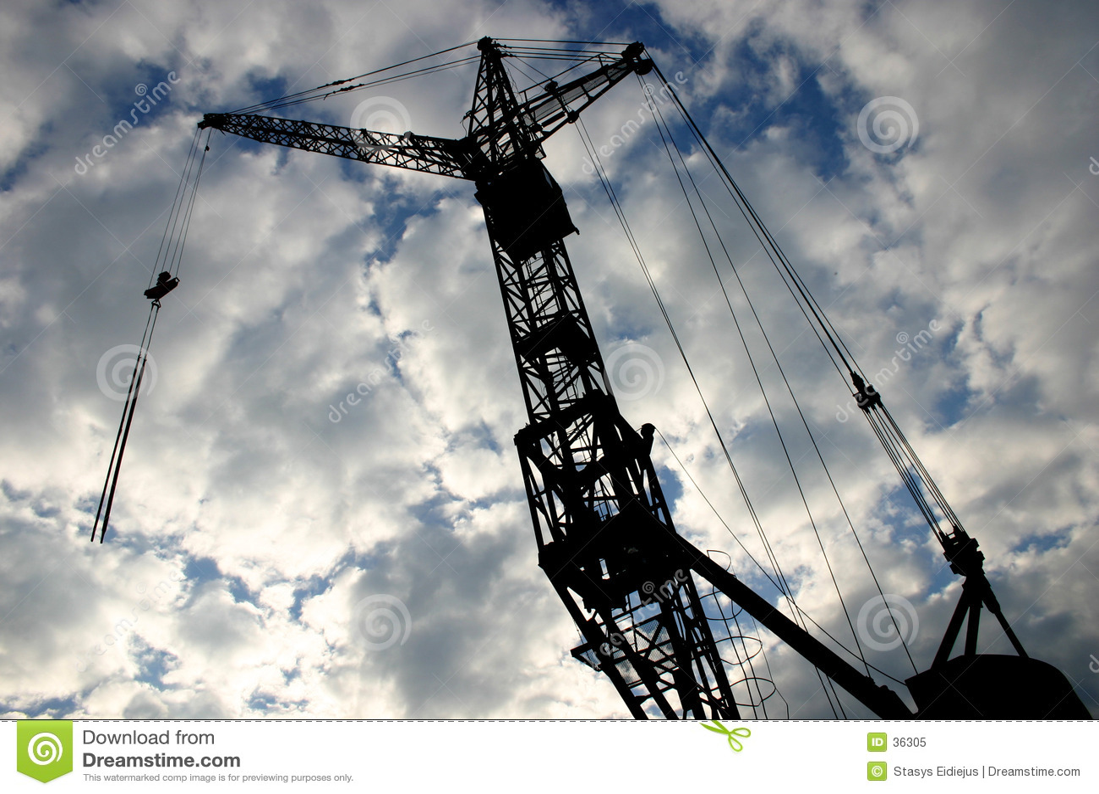 Grue de construction [2]