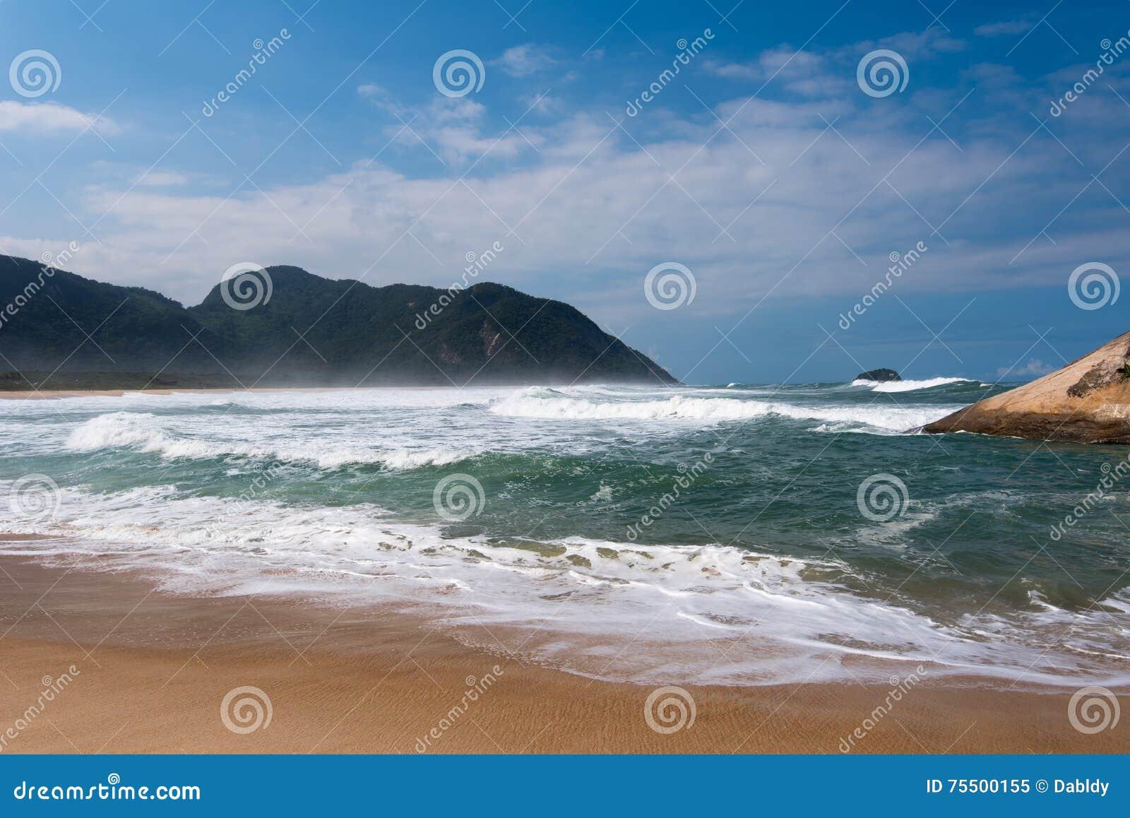 Grumari plaża