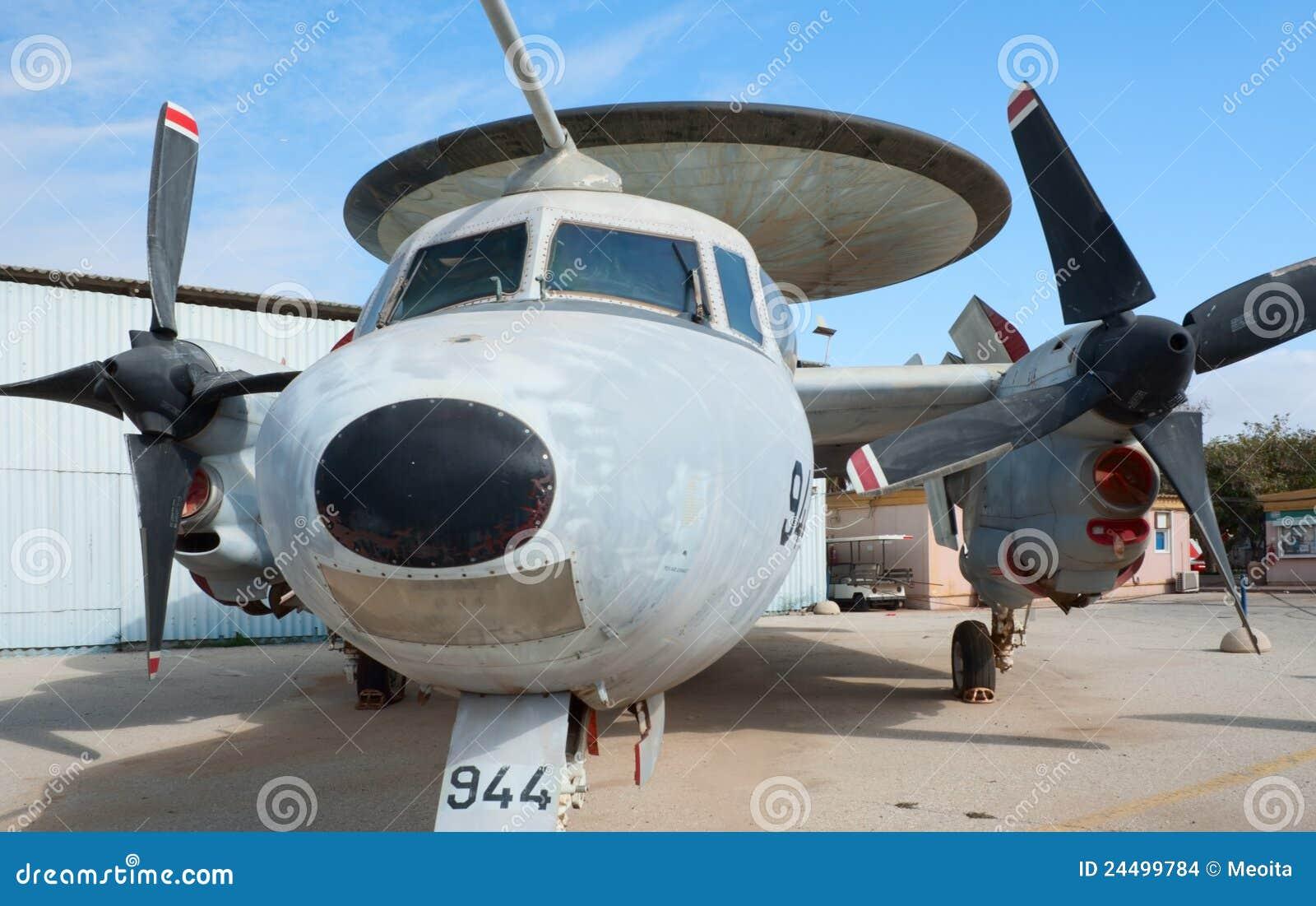"Maxford USA Northrop Grumman E-2C Hawkeye EP 71"" RC Scale Plane ..."