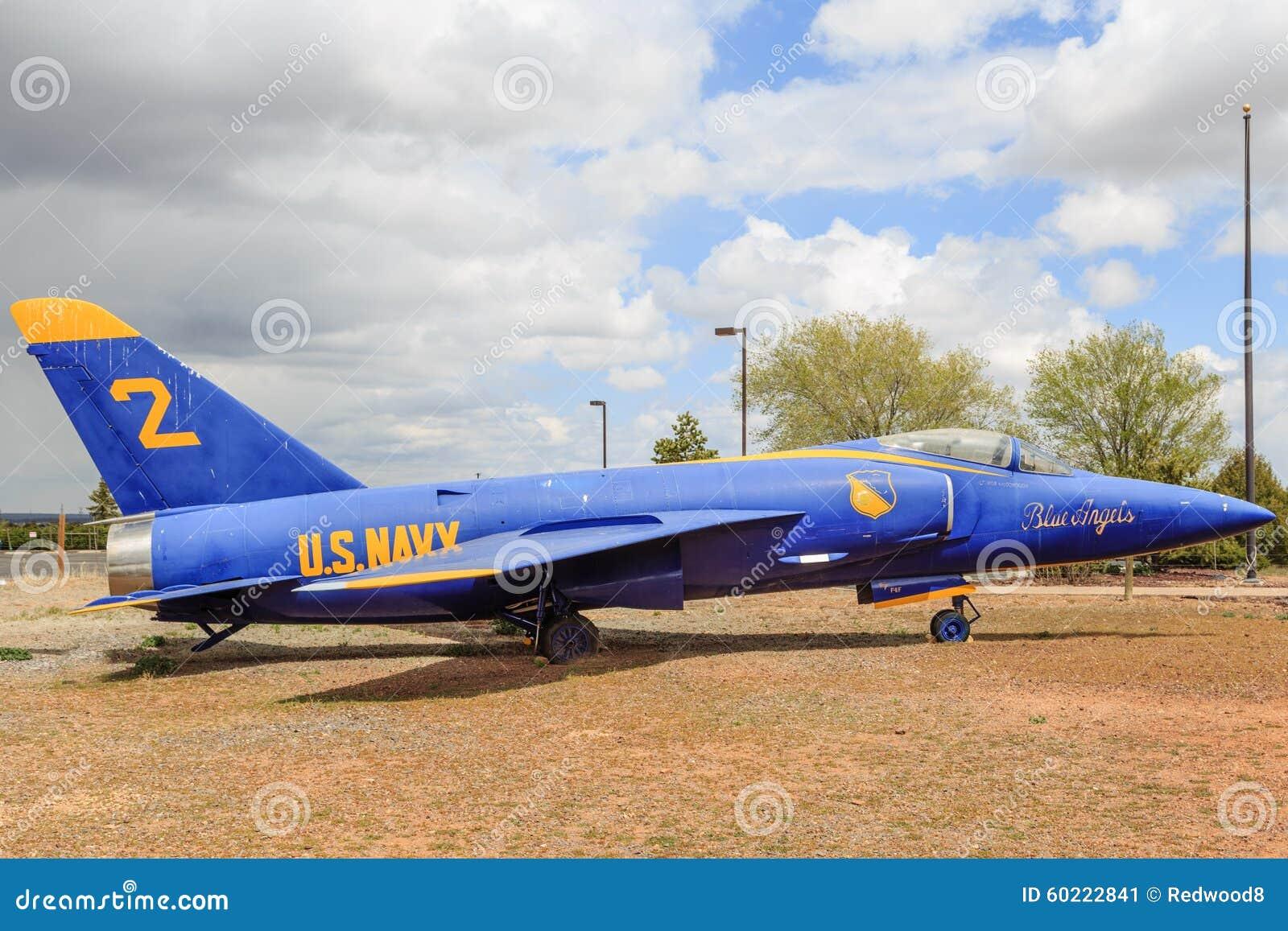 Grumman F11-F Tiger Navy Fighter Aircraft
