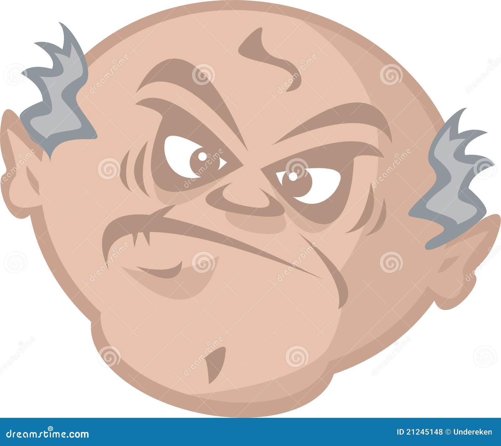 Grumpy Cartoon Face Grumpy old manGrumpy Old Man Cartoon Face