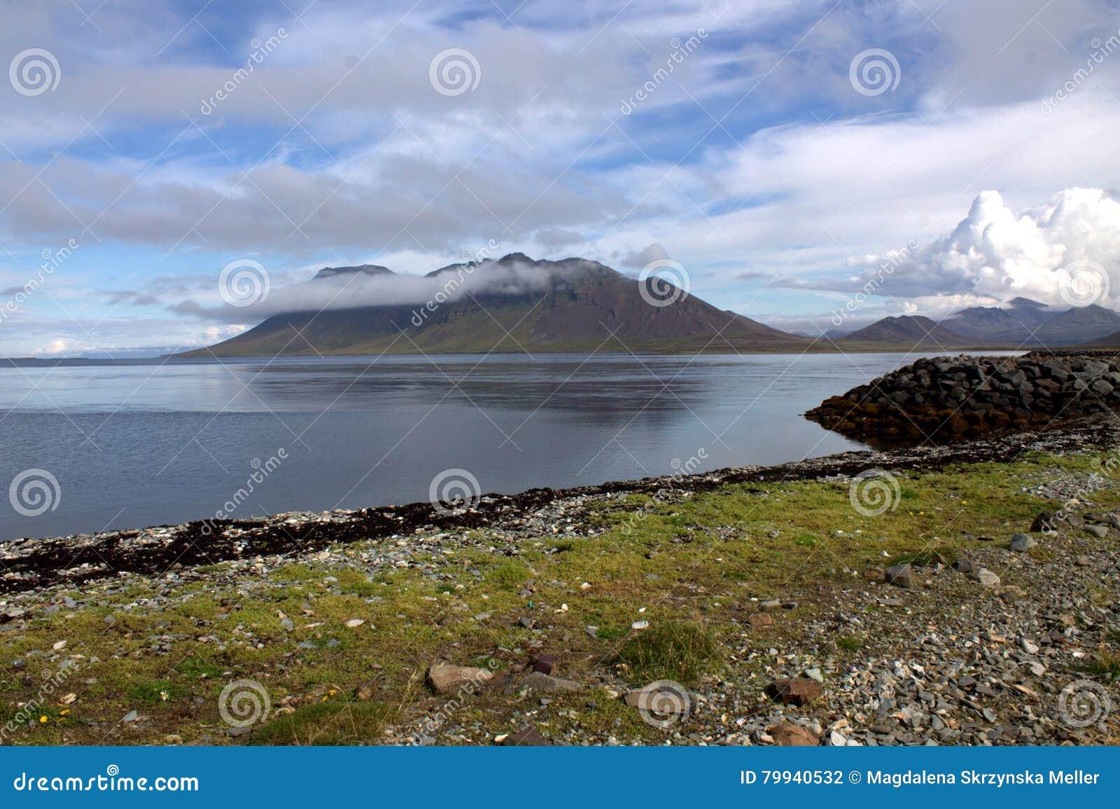Grundarfjordur Snaefellsnes penisula in Iceland