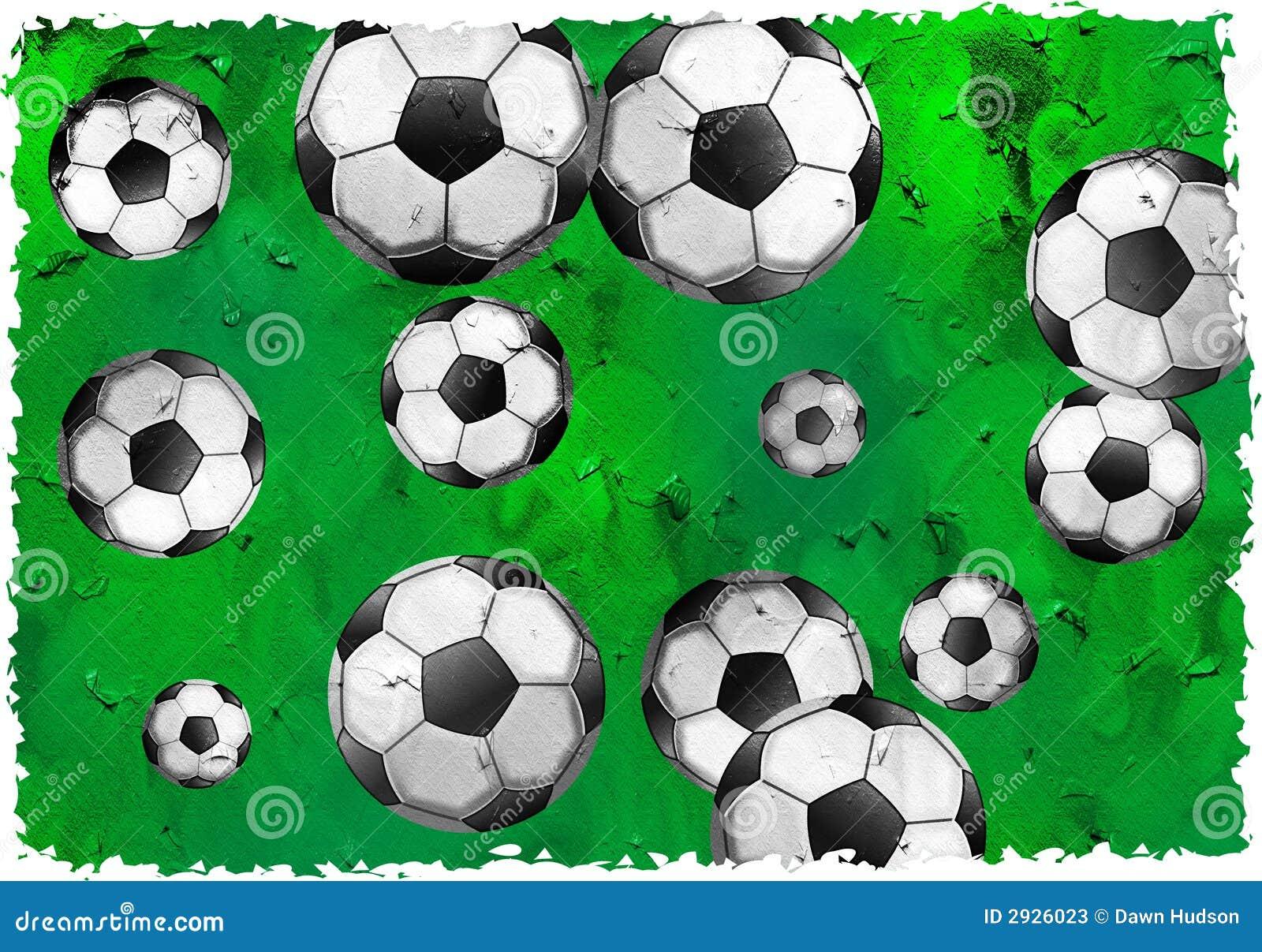 Grunge足球