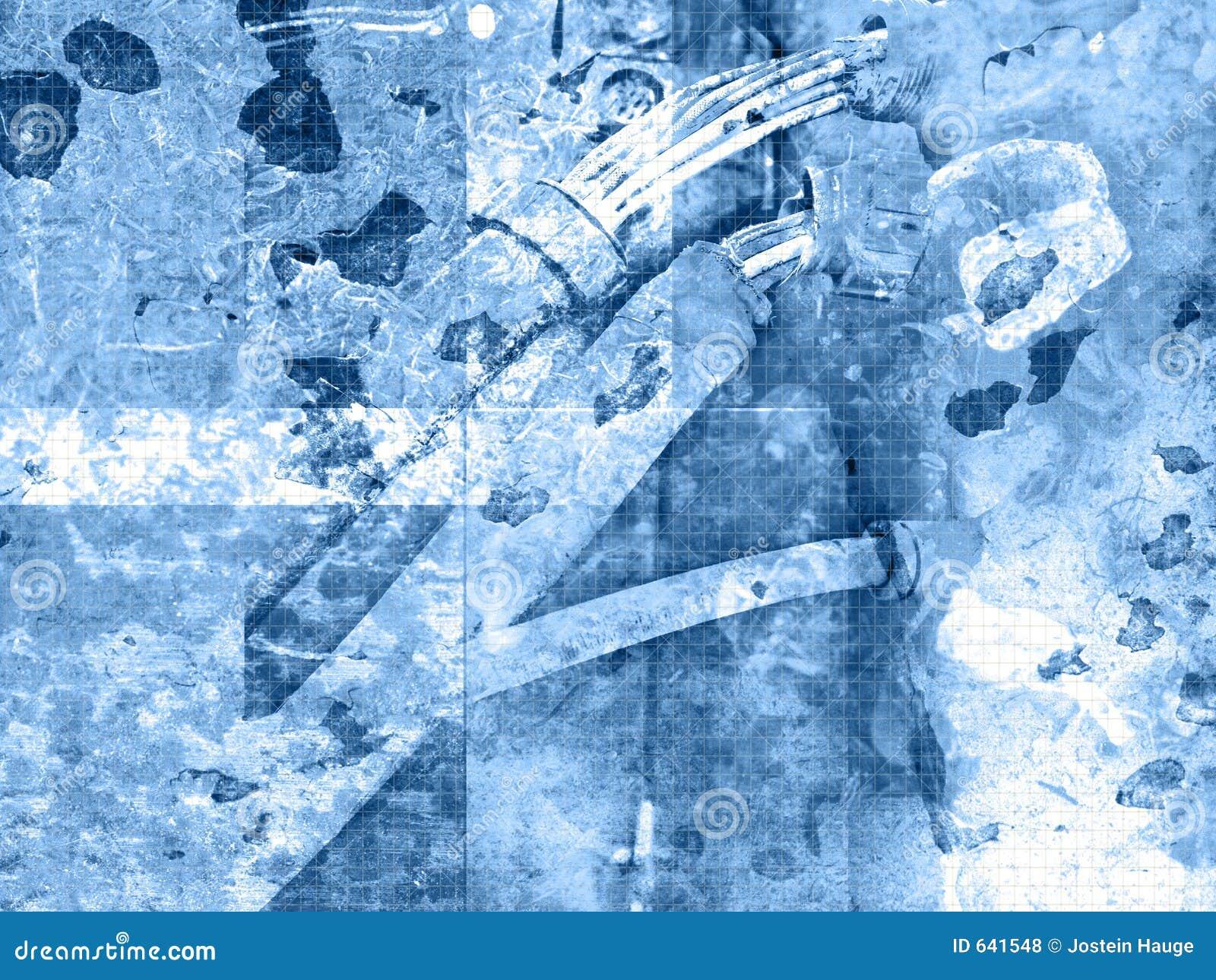 Download Grunge кабеля иллюстрация штока. иллюстрации насчитывающей пятно - 641548
