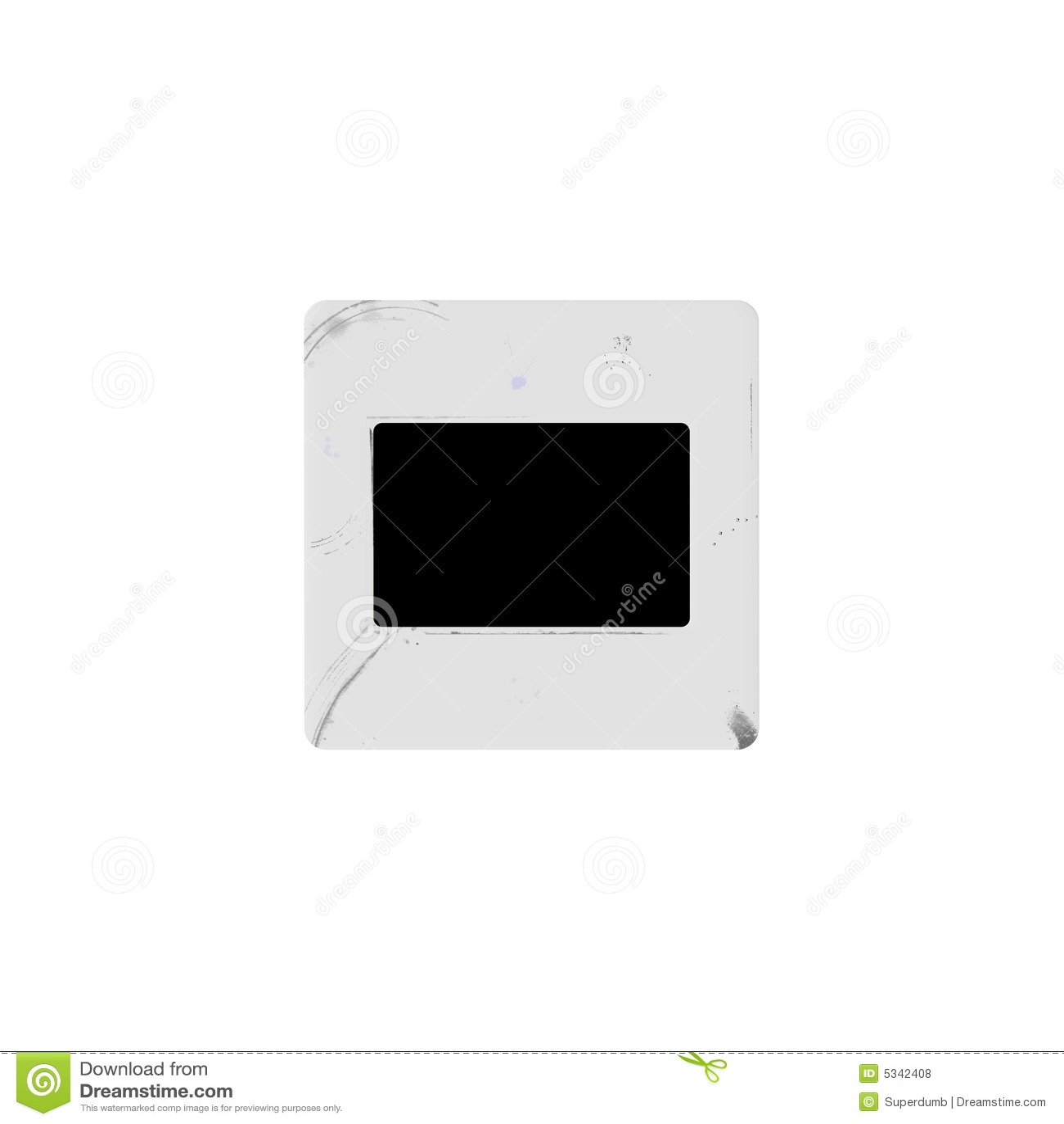 Grunge 35m m Diapositive