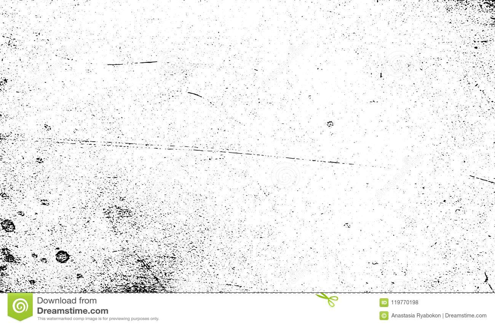 Grunge adry tekstury porysowany wektor czarny i biały