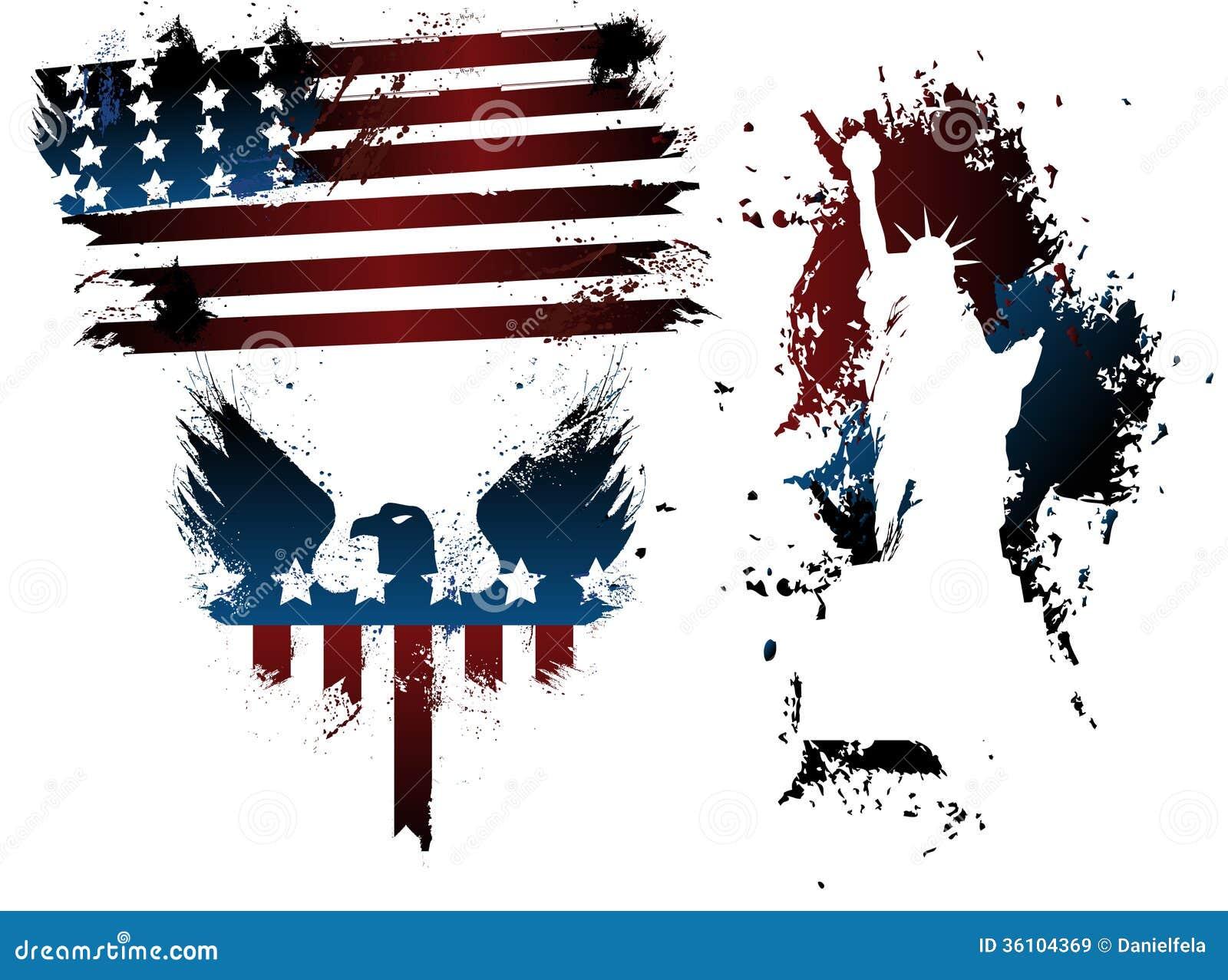 eagle american flag wallpaper