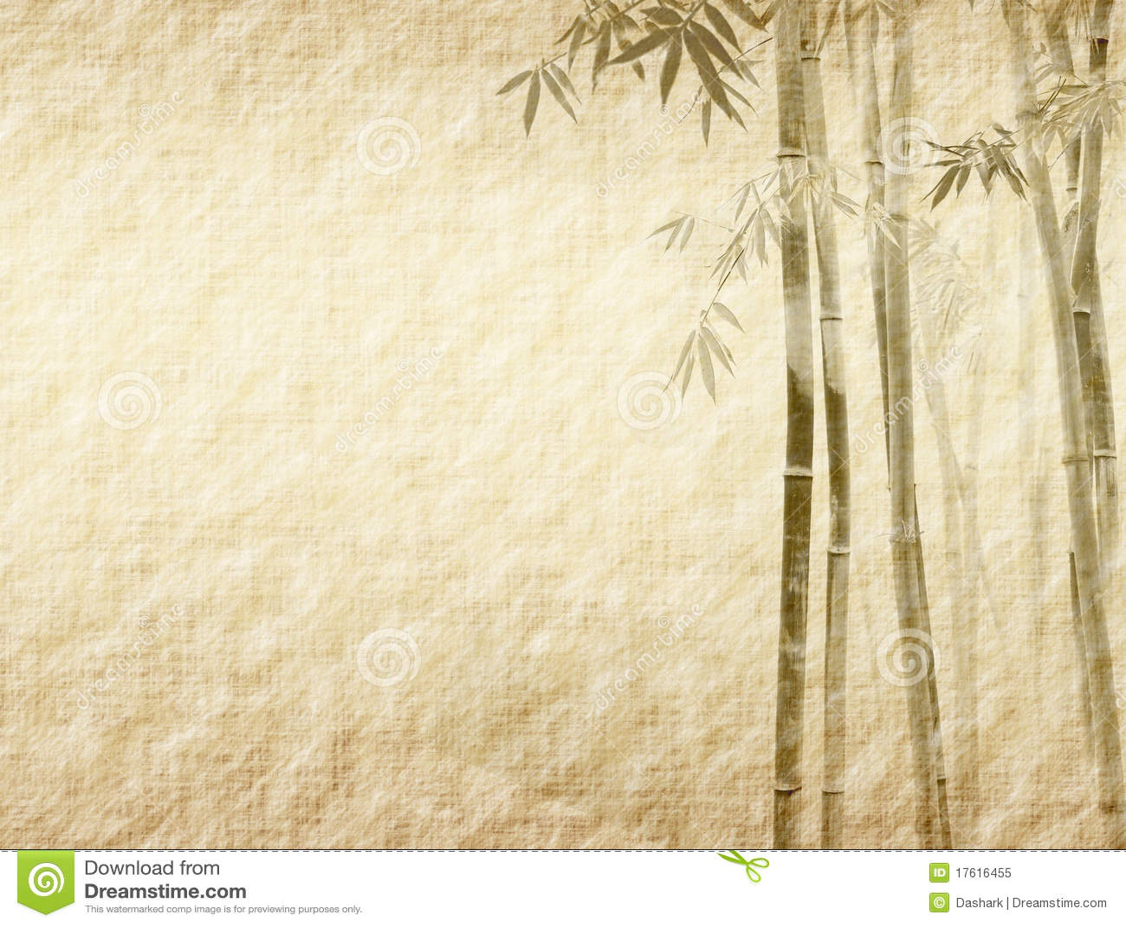 Grunge antique bamboo выходит старая бумага