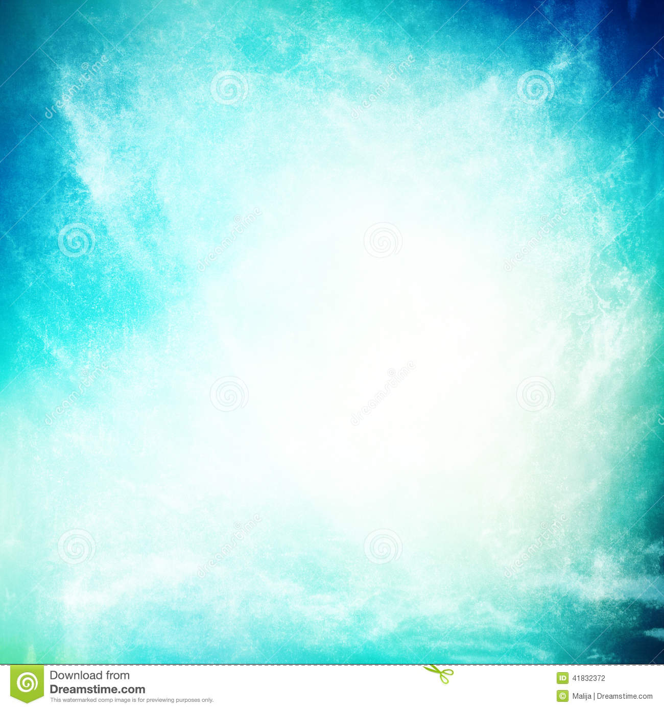 Paint Turquoise Background Canvas