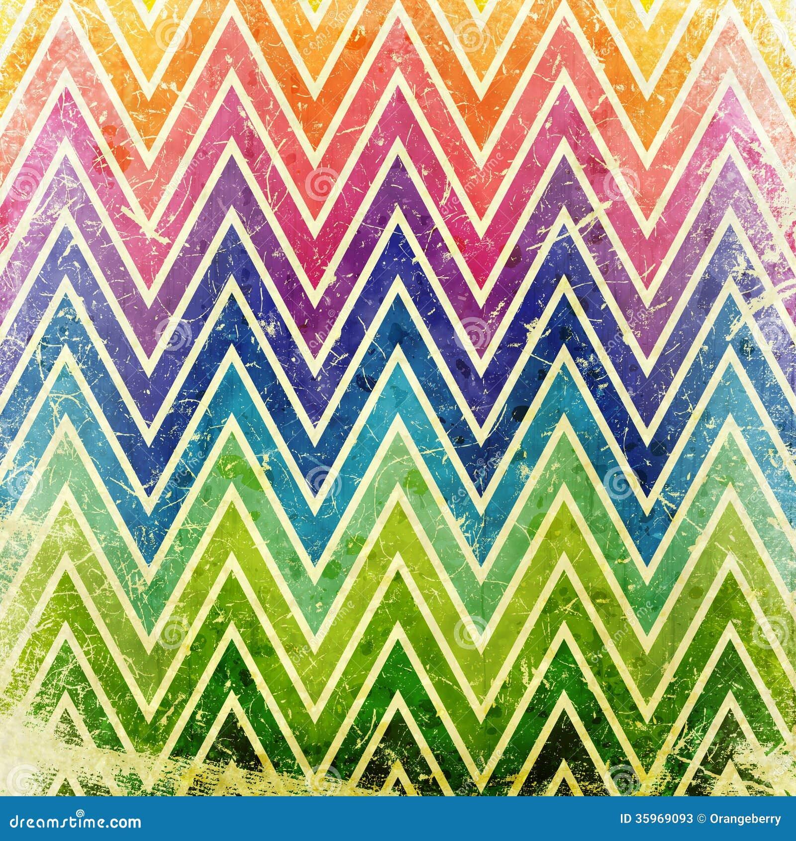 grunge background with zigzag pattern stock image image of blotchy colorful 35969093. Black Bedroom Furniture Sets. Home Design Ideas