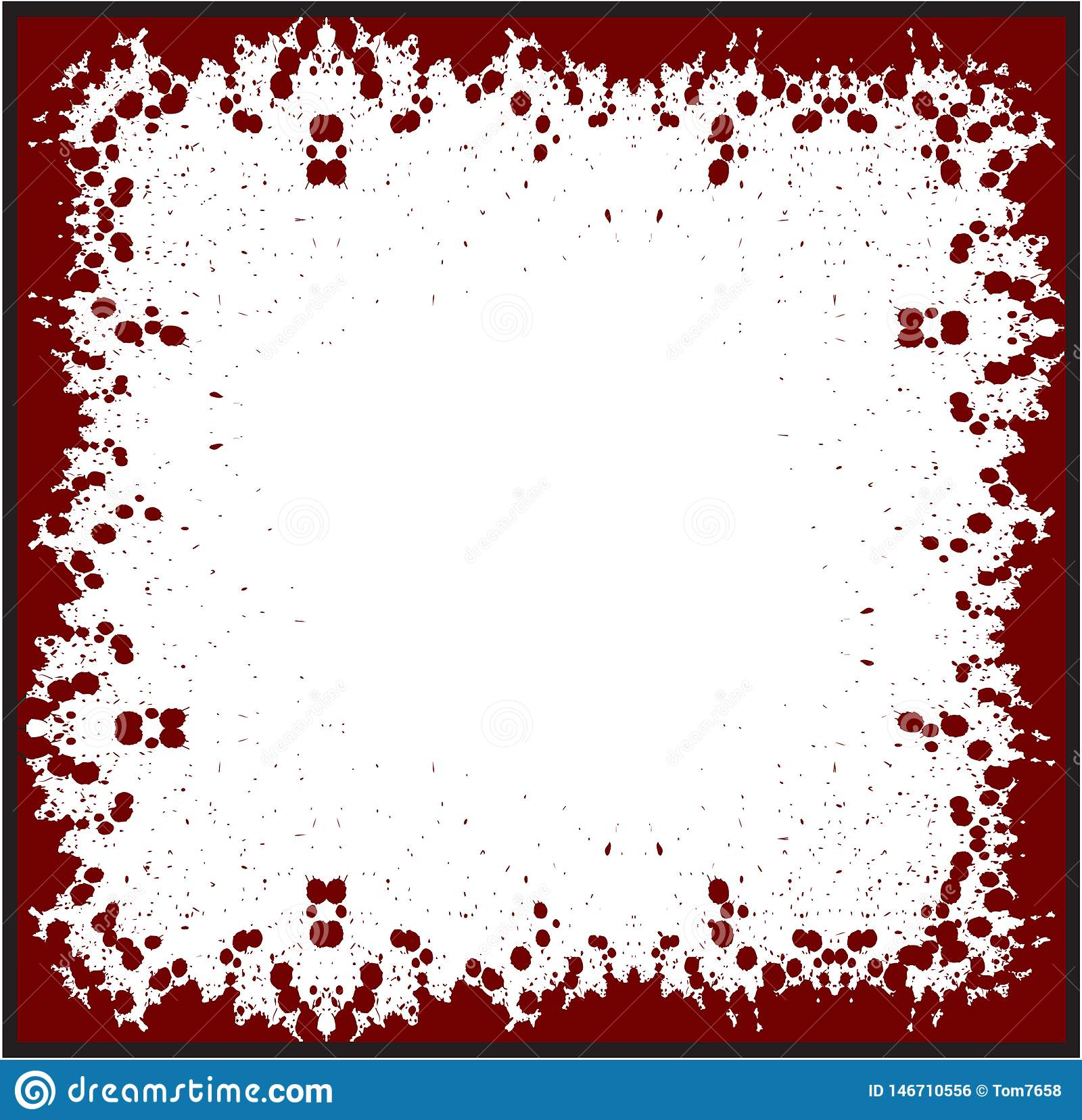 Blood red blooddrop bloody grunge