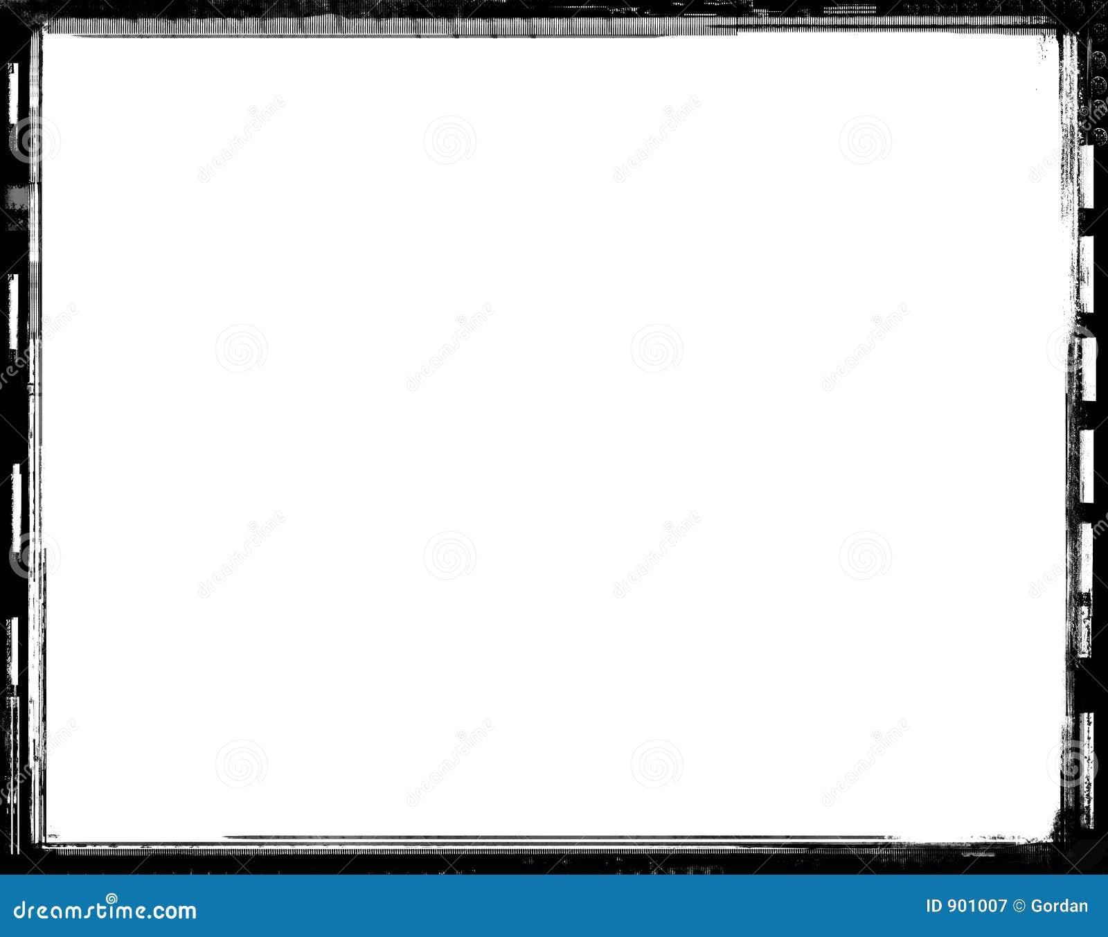 Grunge Border Stock Illustration Illustration Of Damaged