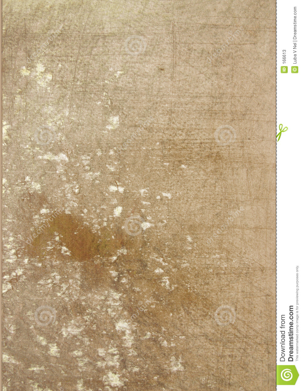 grunge brown stained surface