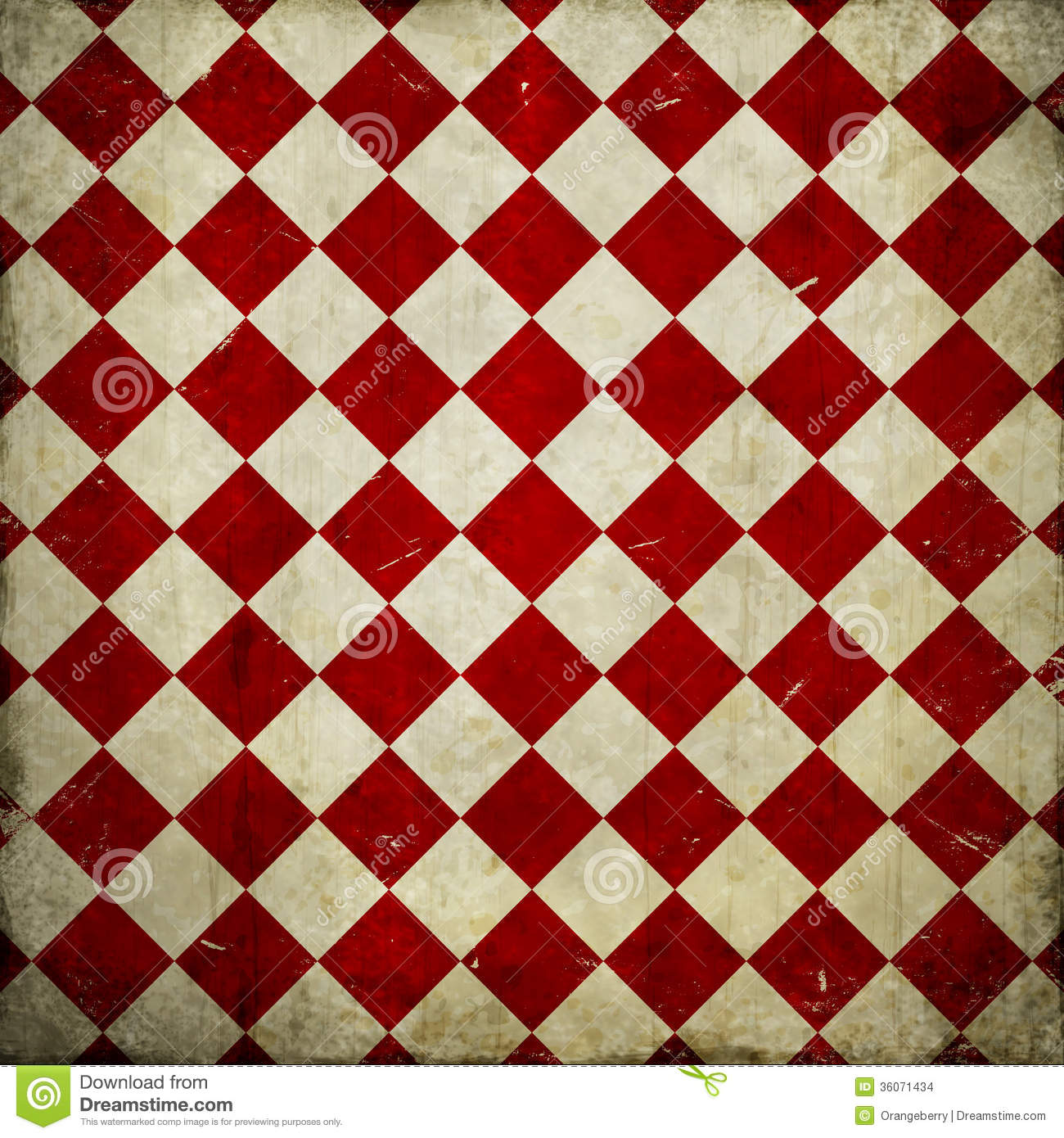 Wooden checker board wooden checkerboard in - Red Grunge Checkered Background Stock Images Image 36071434
