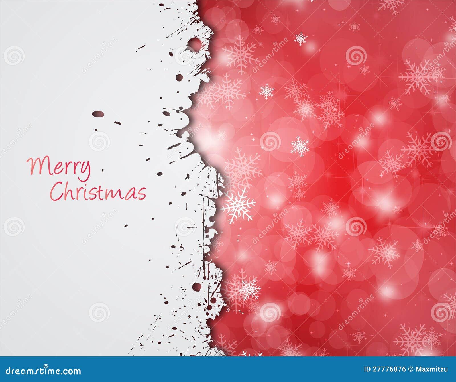 Grunge Christmas Wallpaper. Royalty Free Stock Image ...