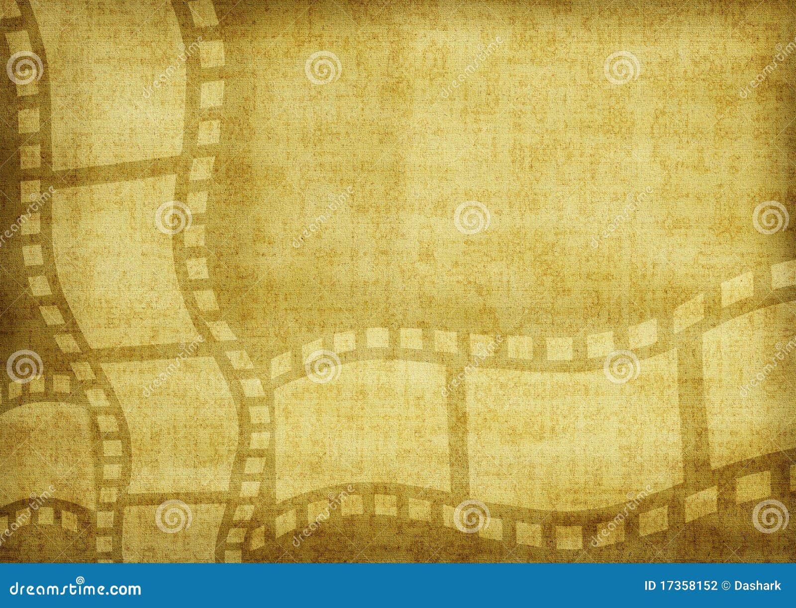 Grunge Cinema Background Stock Photography - Image: 17358152