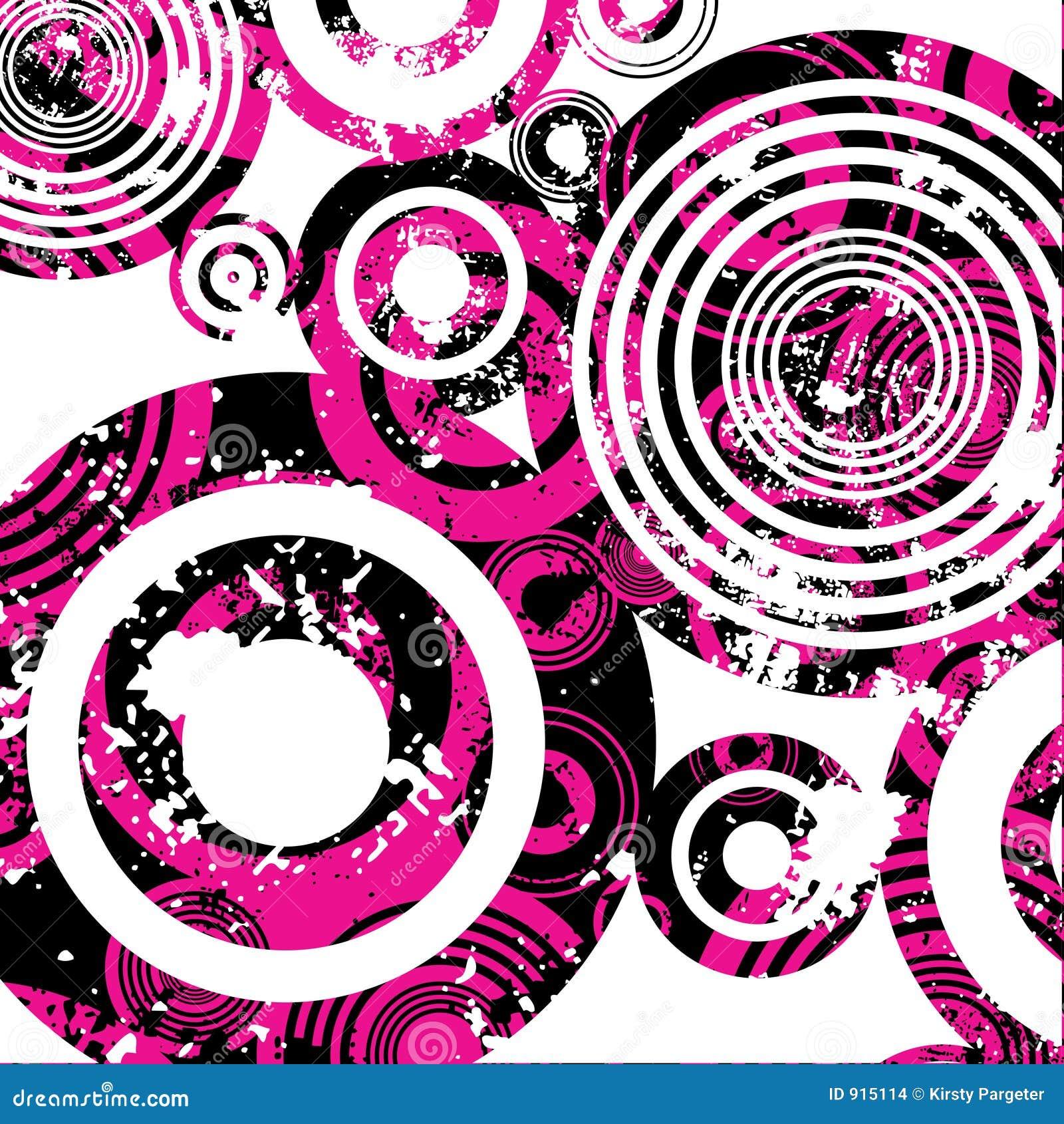Grunge Circles Stock Images - Image: 915114