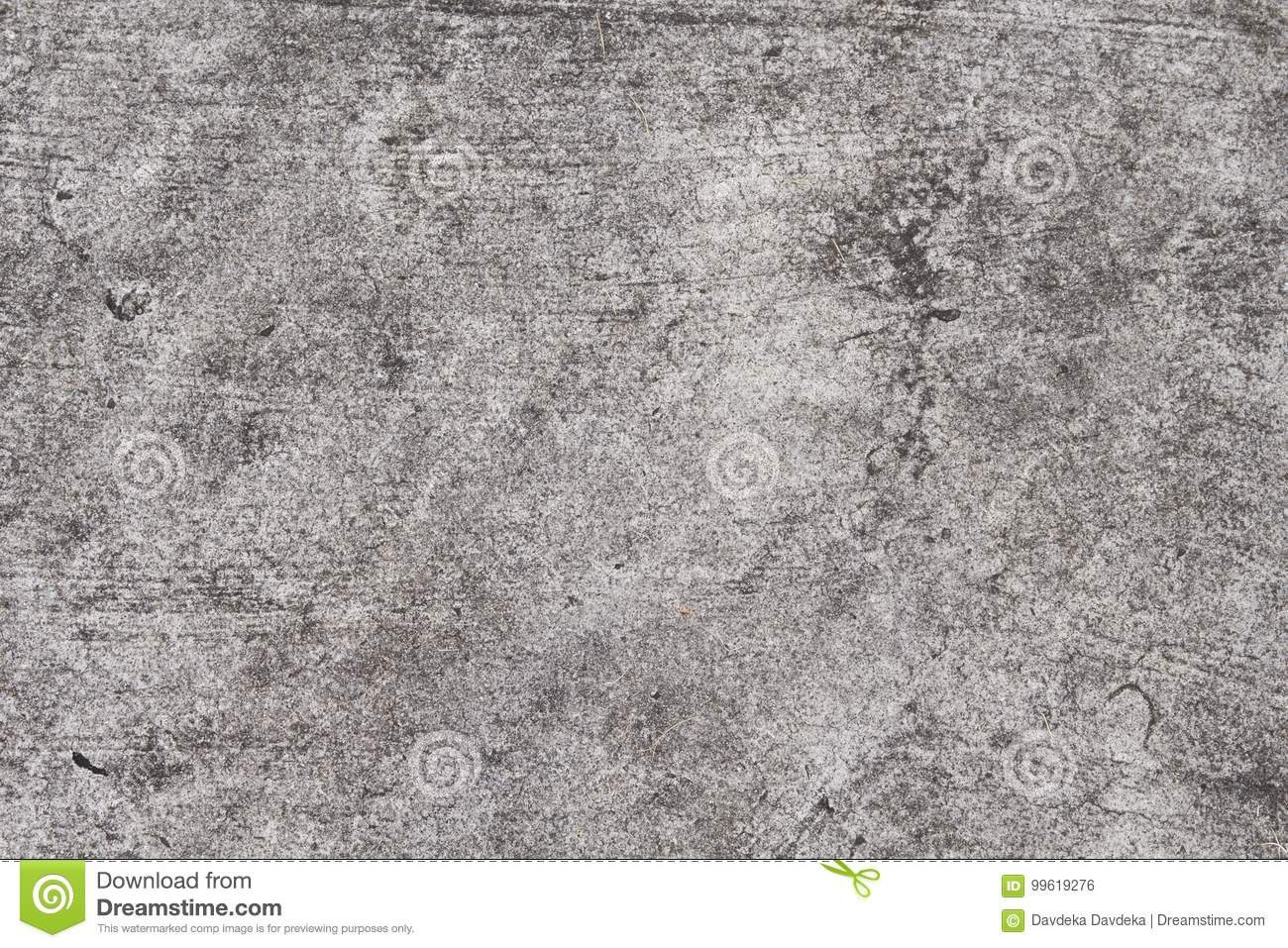 Grunge concrete texture. Grey asphalt road top view photo. Distressed and obsolete background texture.