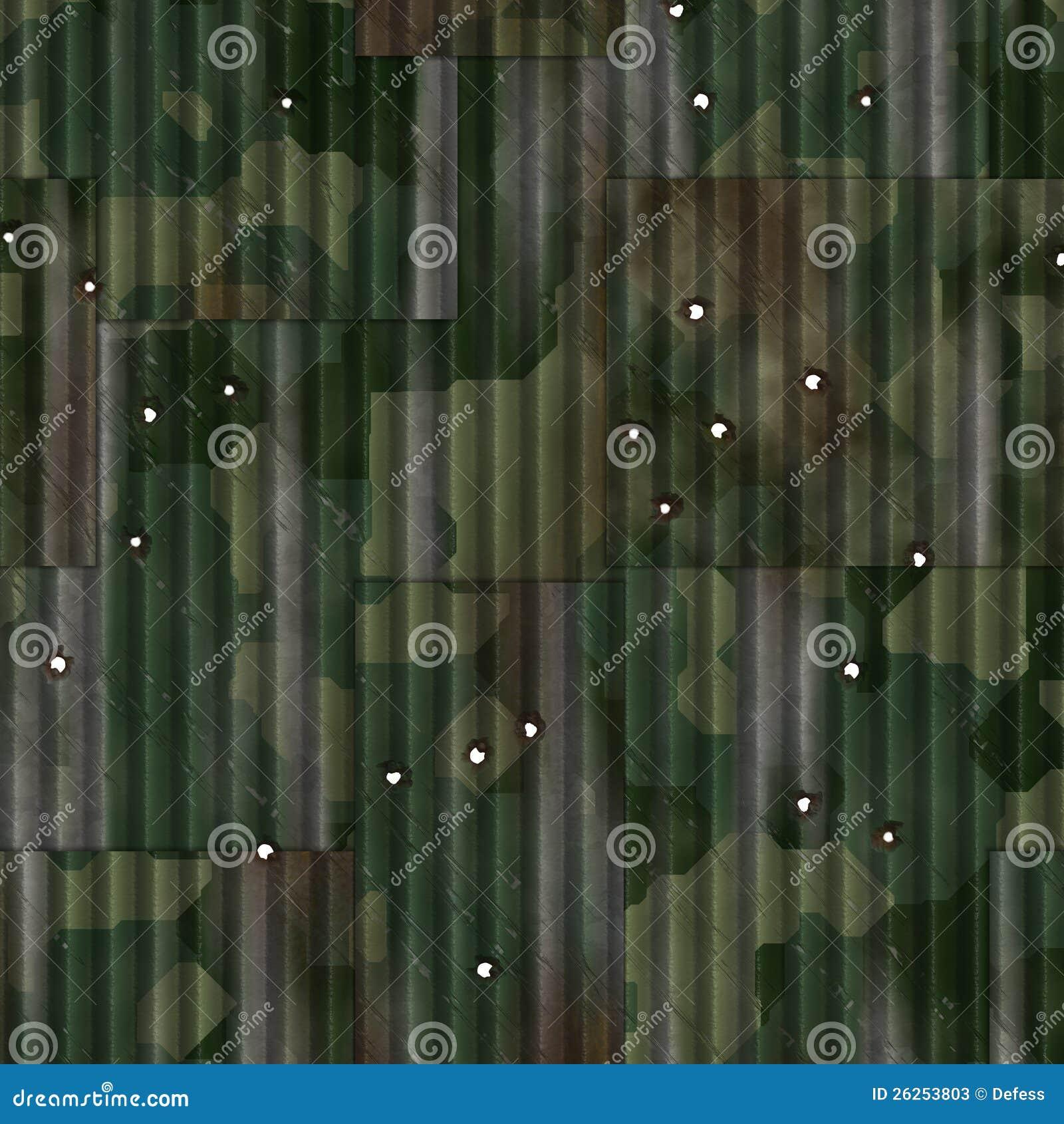 Grunge Corrugated Metal Stock Photos Image 26253803