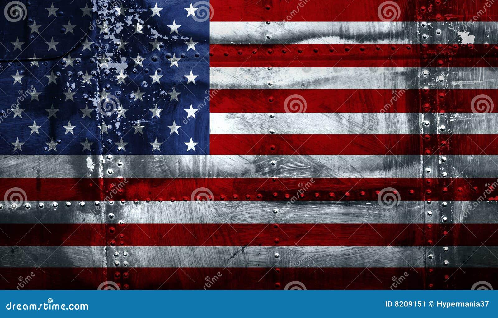 Grunge d indicateur américain