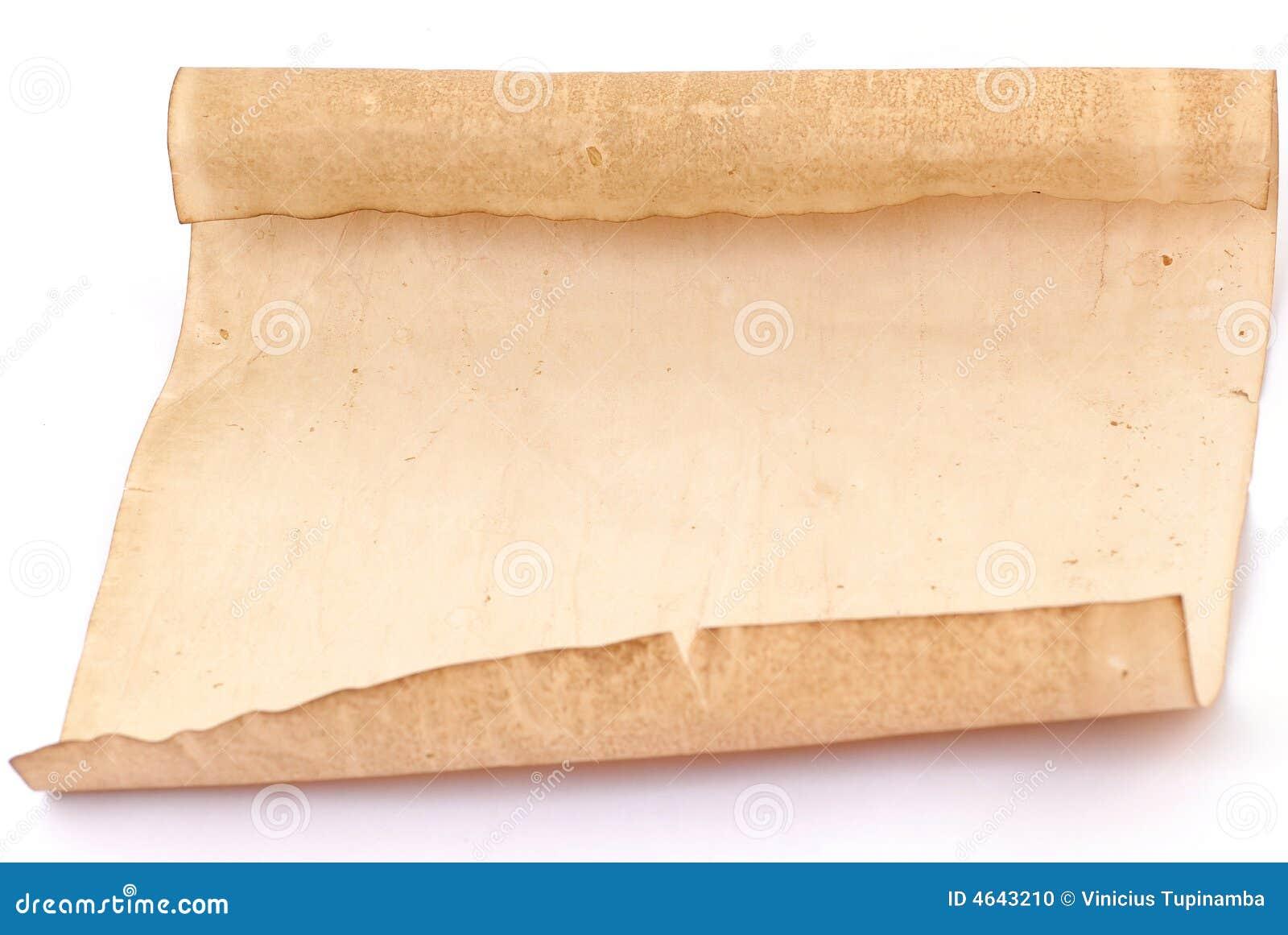 Grunge de papel