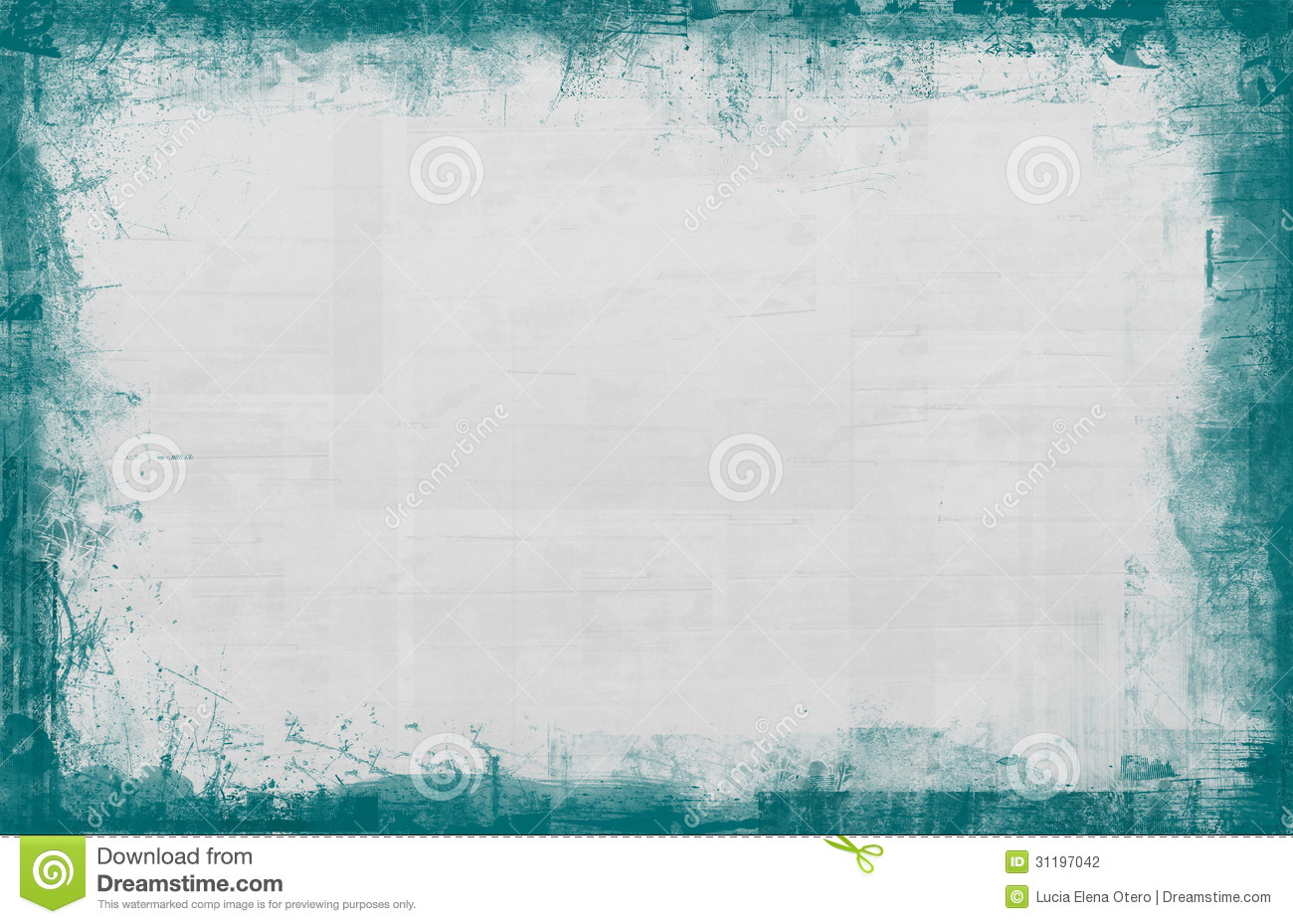 Grunge Dirty Border Stock Photography - Image: 31197042