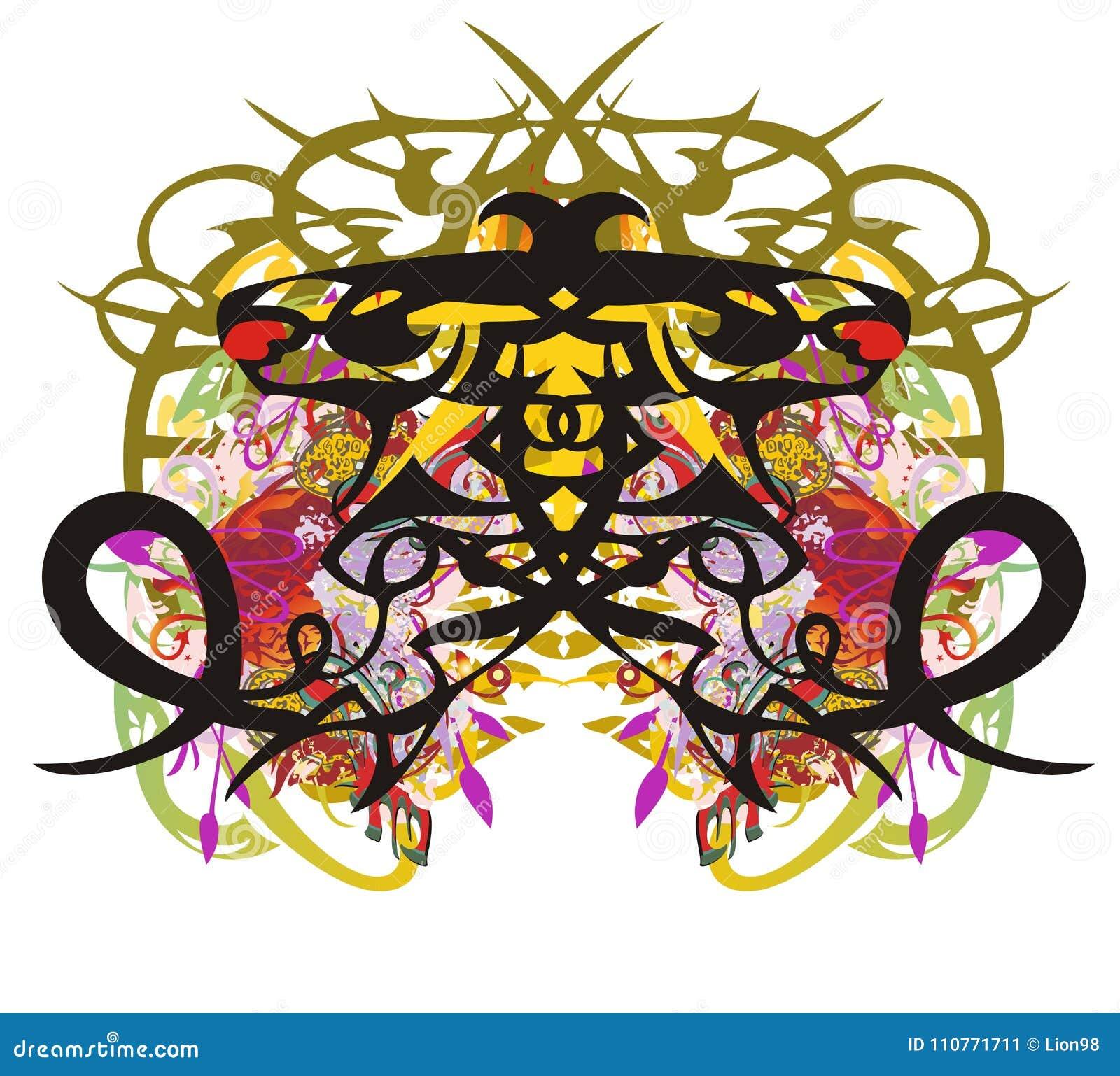 Double Dragon Symbol