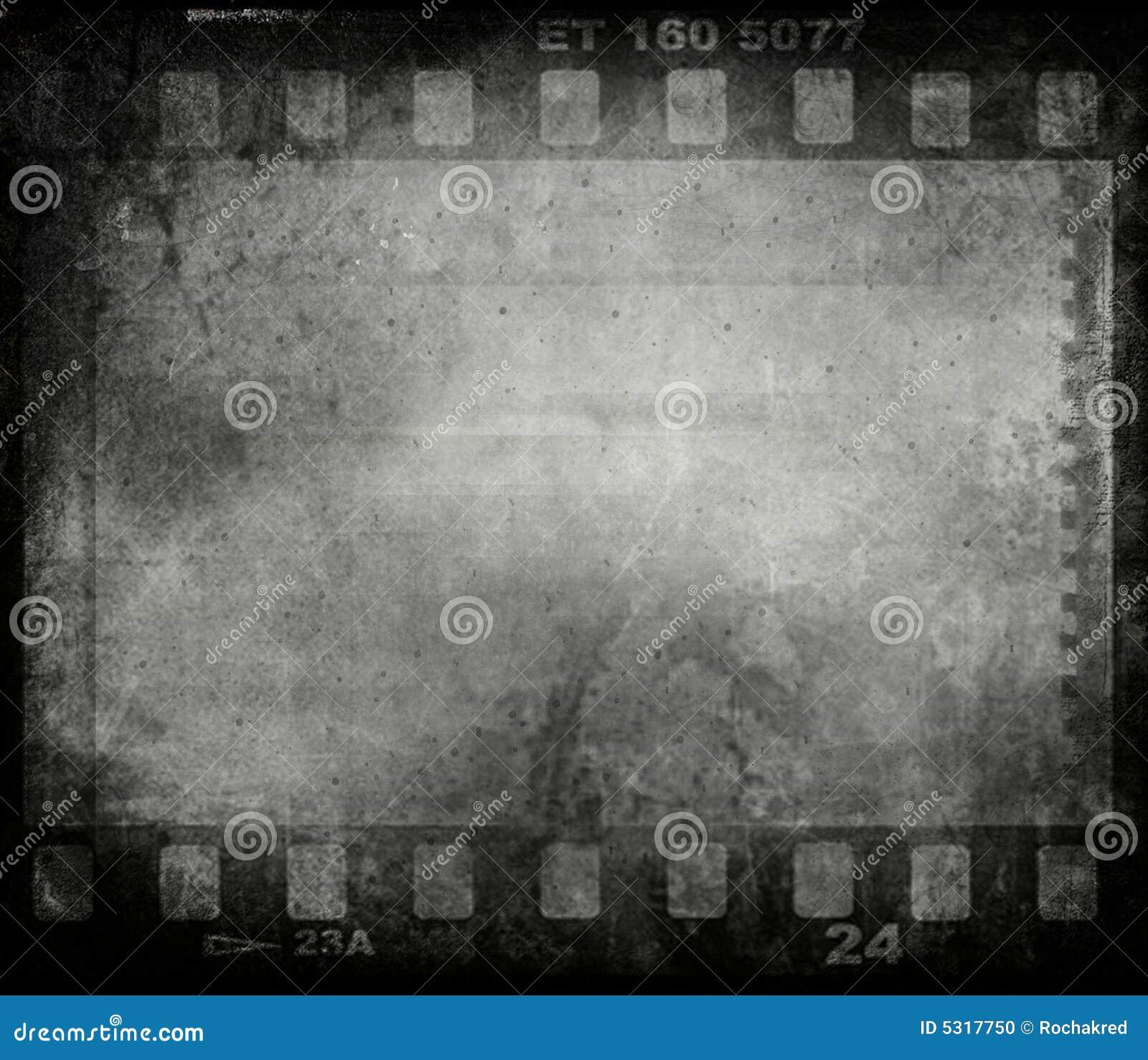 grunge film background stock illustration  image of