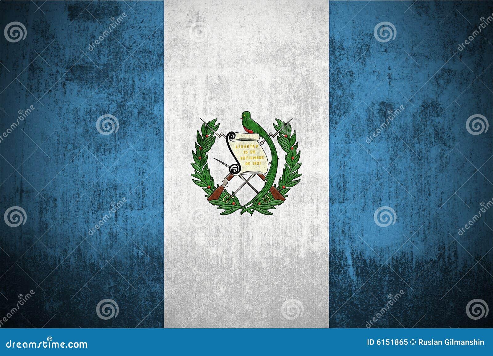 guatemala grunge flag by - photo #11