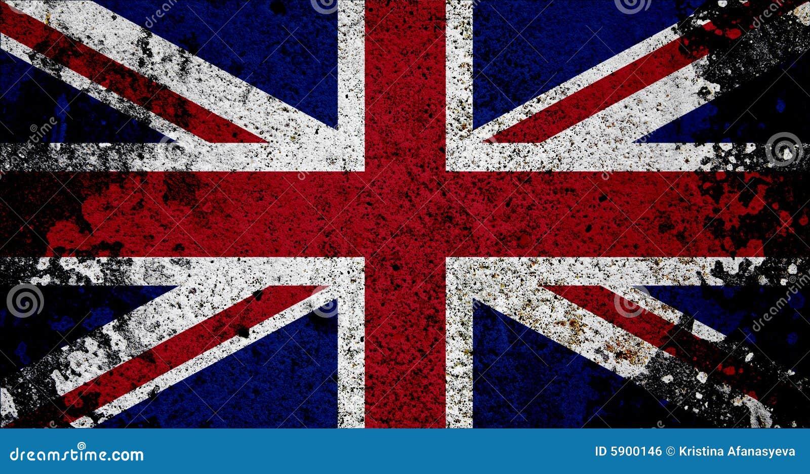 Grunge flag of uk royalty free stock image image 5900146 - Uk flag images free ...