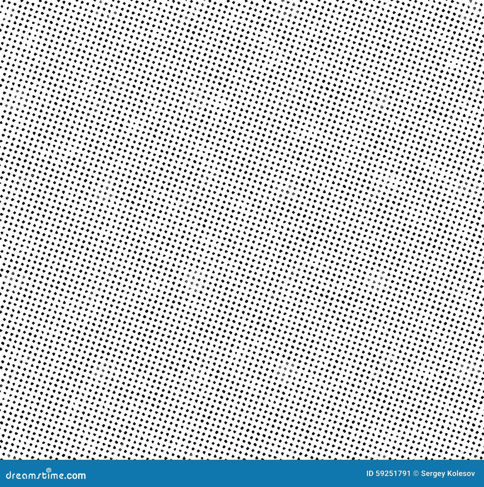 Grunge Halftone Print Pattern Background Stock Vector