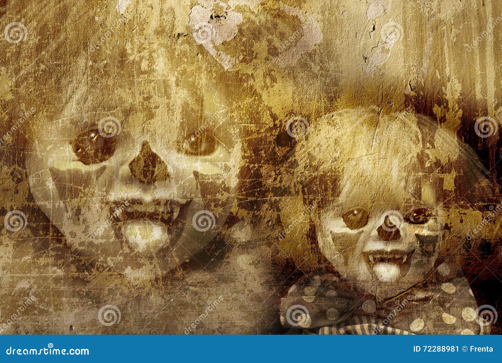 Download Grunge Halloween предпосылки Стоковое Изображение - изображение насчитывающей распадаться, битумного: 72288981