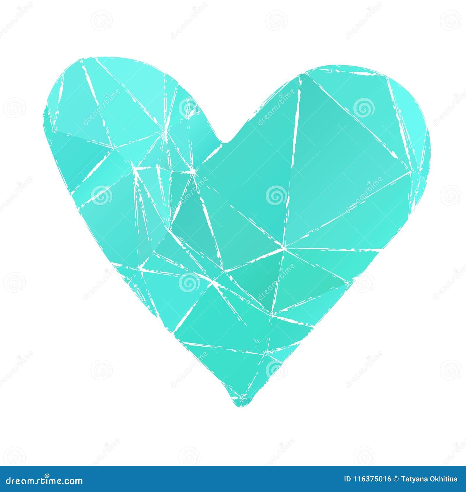Grunge heart-03