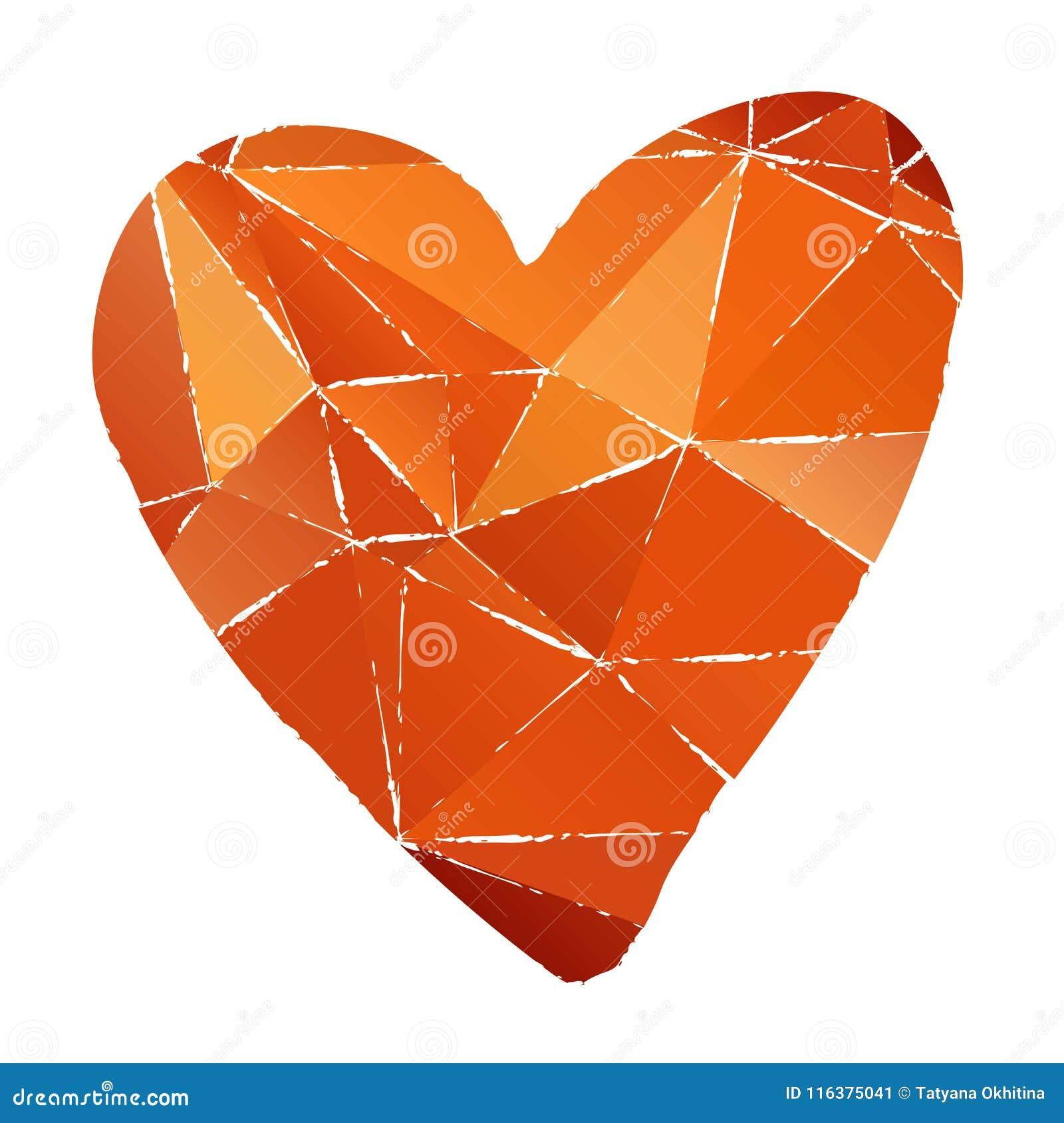 Grunge heart-05