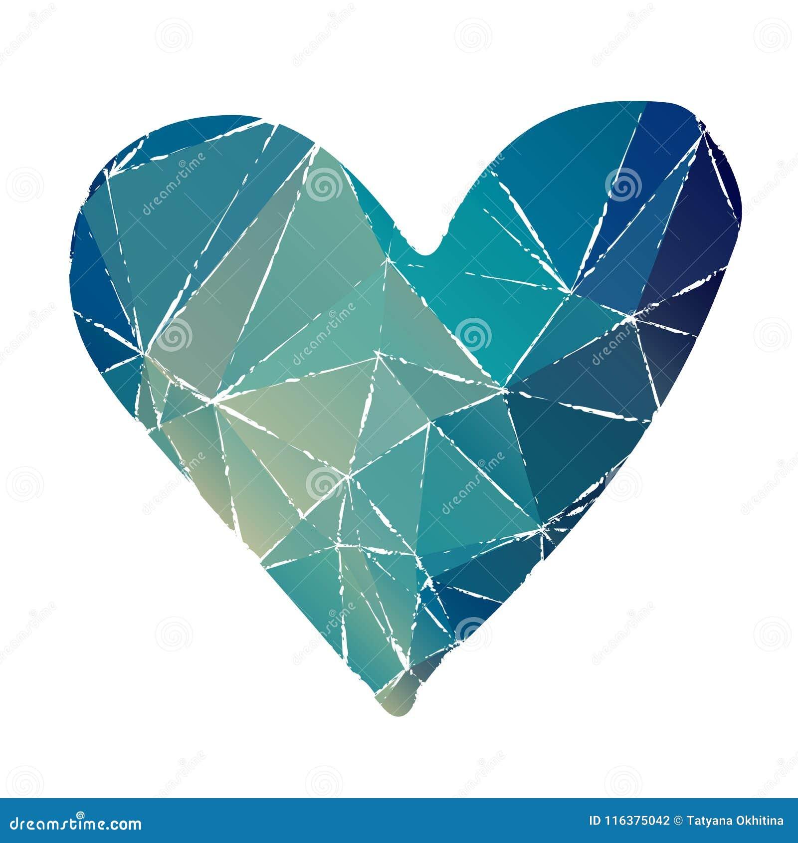 Grunge heart-04