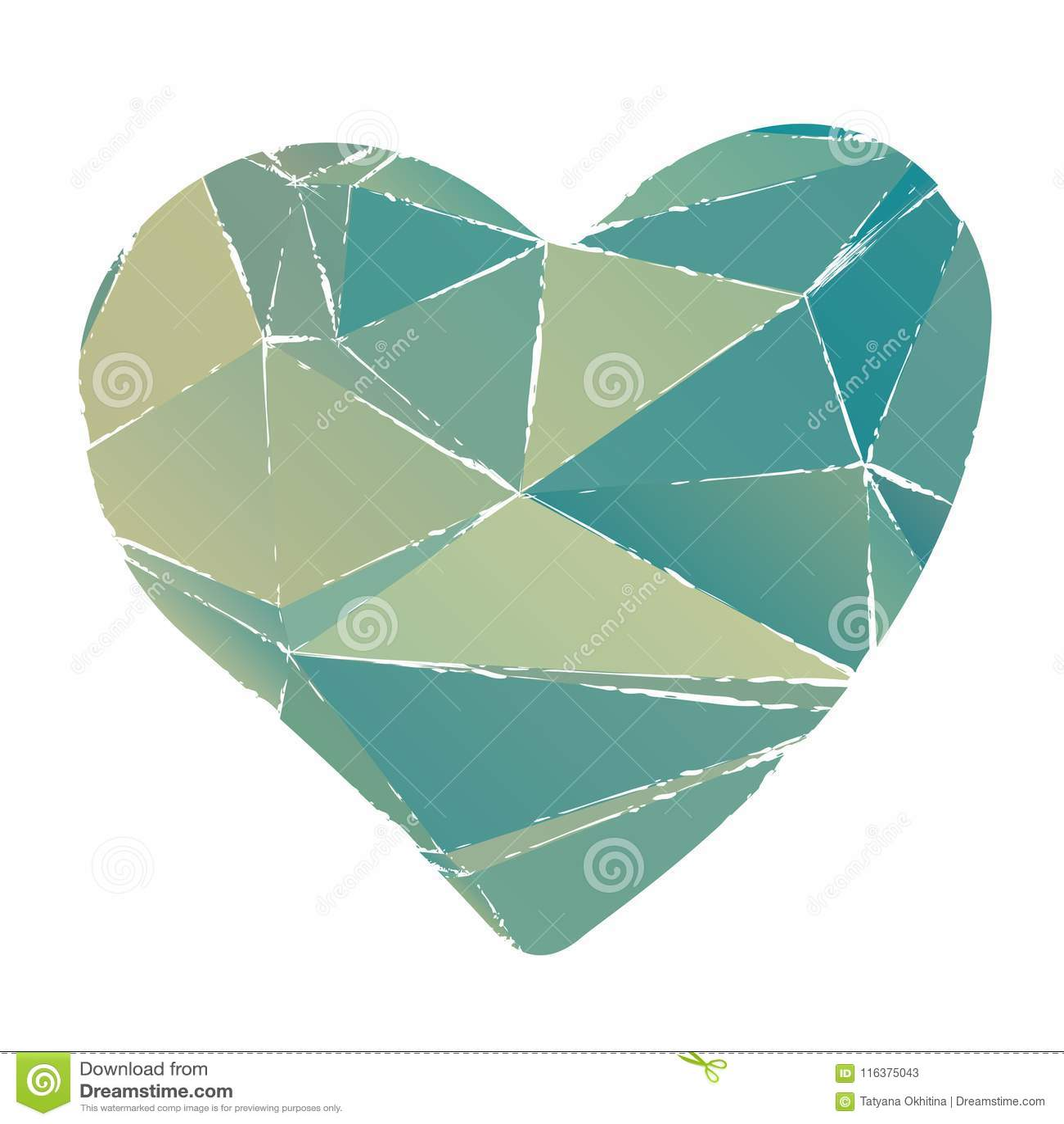 Grunge heart-02