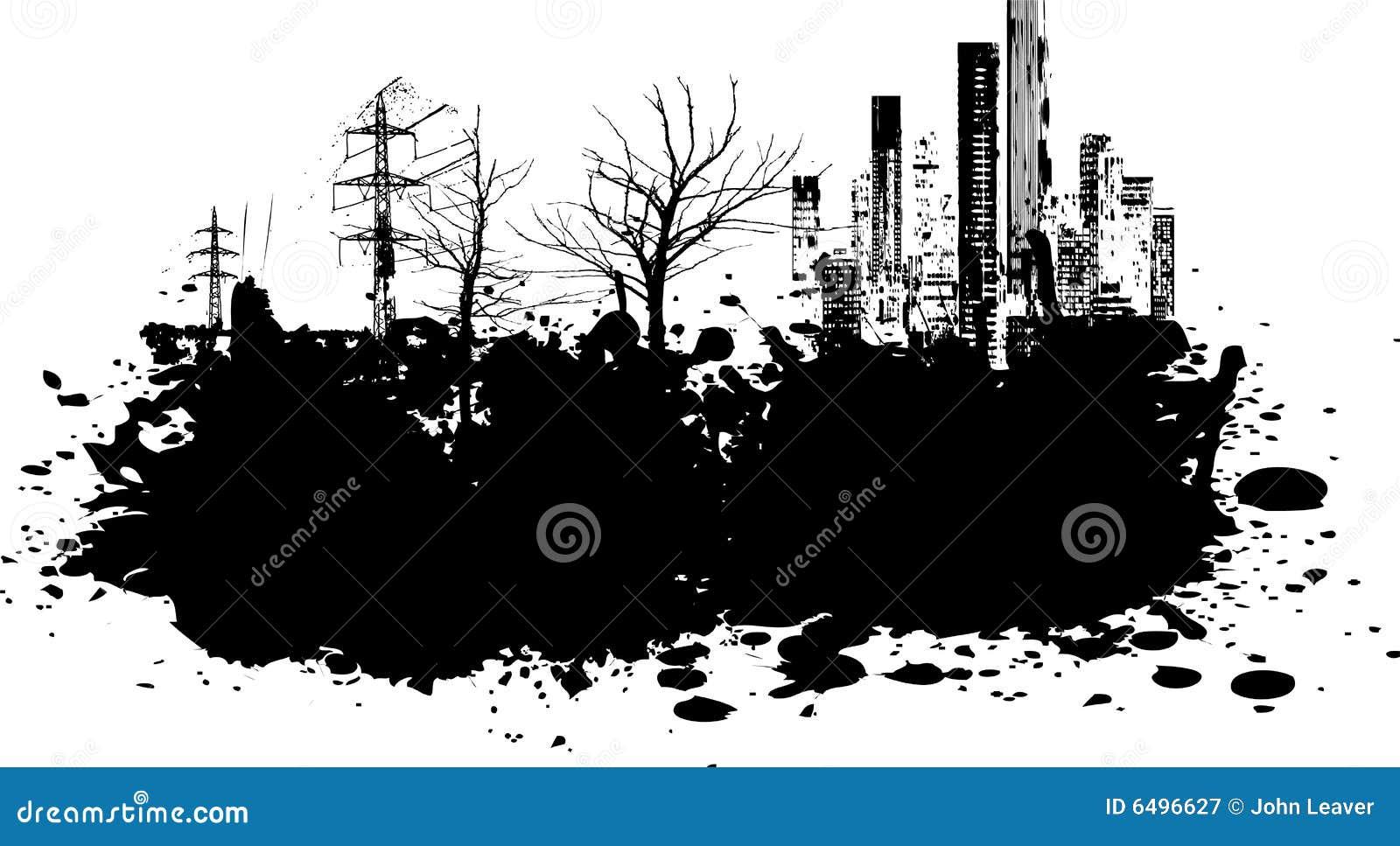 Grunge ilustracja