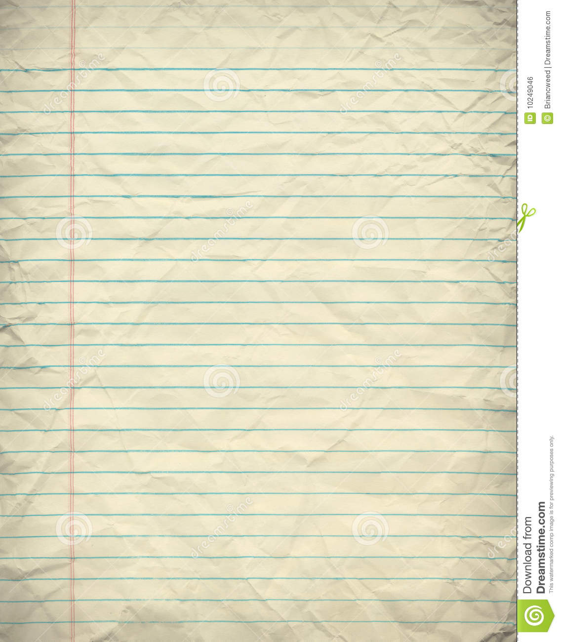 Doc474609 Blank Lined Writing Paper Blank Lined Paper – Blank Line Paper