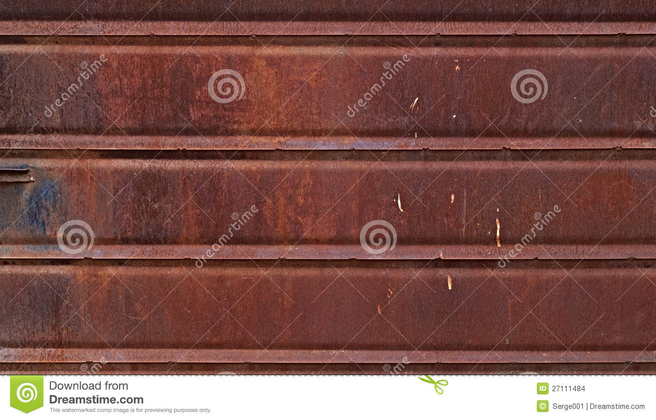 Grunge metal wall background or texture