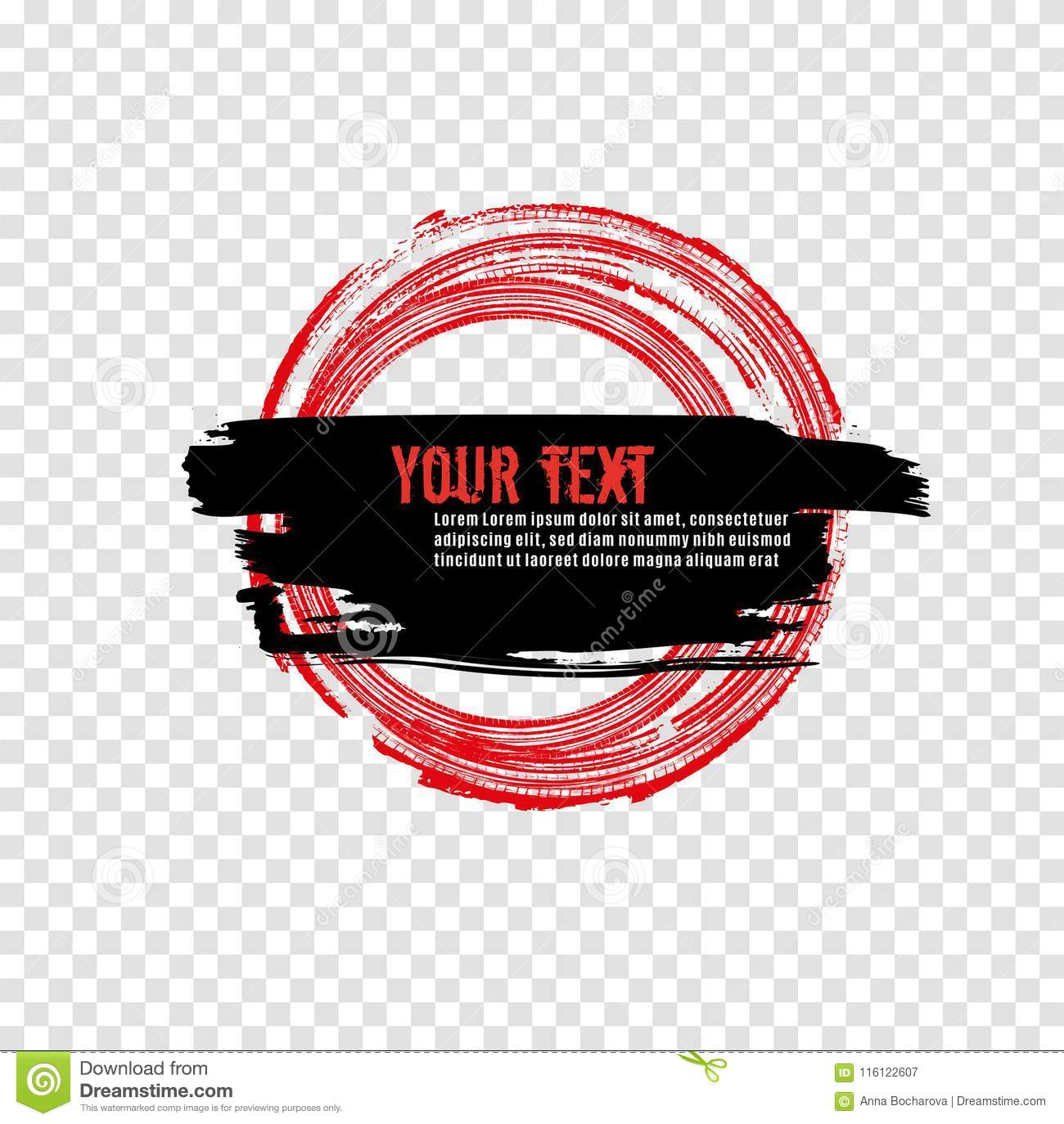 Grunge Off Road Tire Stamp Stock Vector Illustration Of Auto 116122607