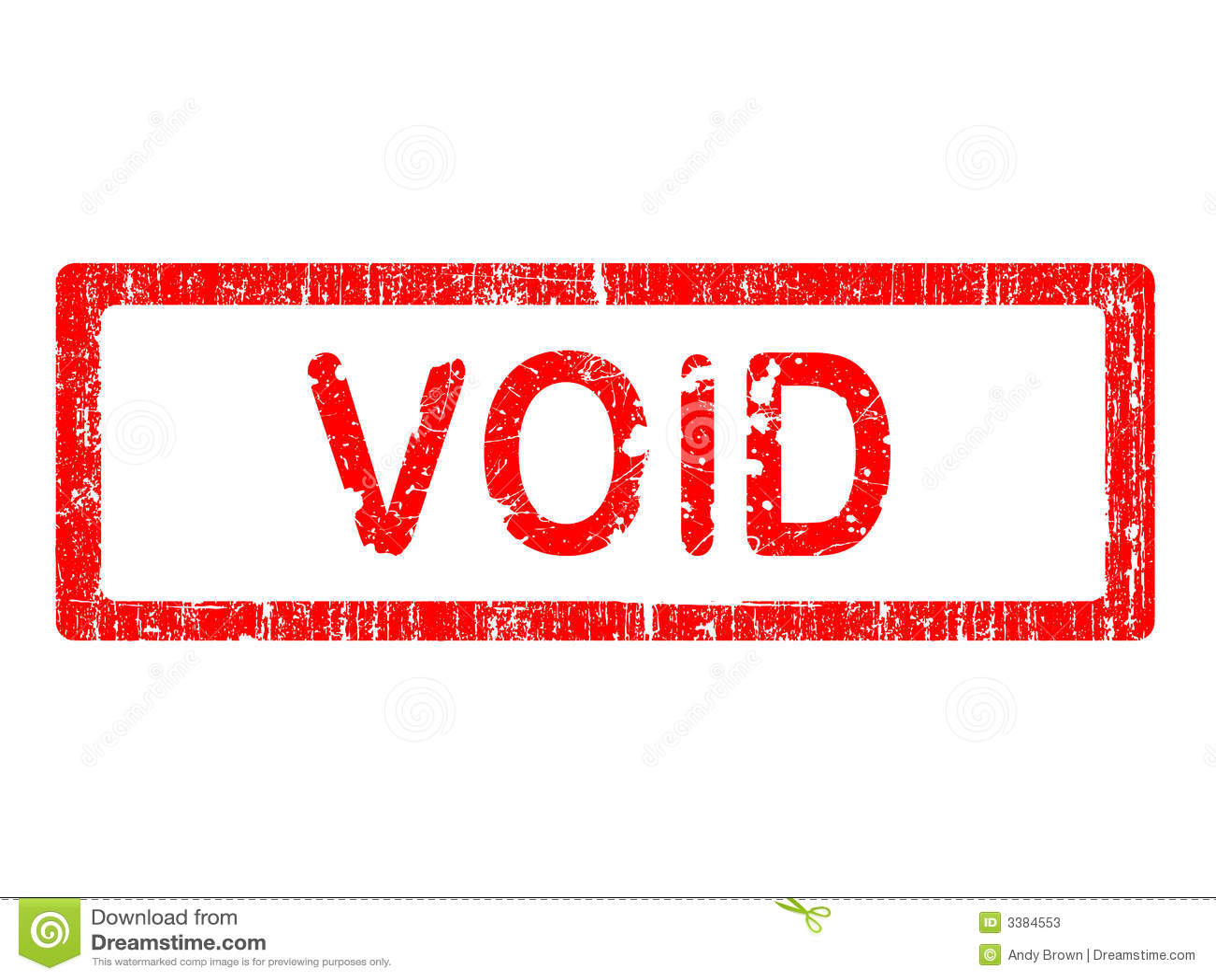Grunge Office Stamp - VOID stock vector. Illustration of ...
