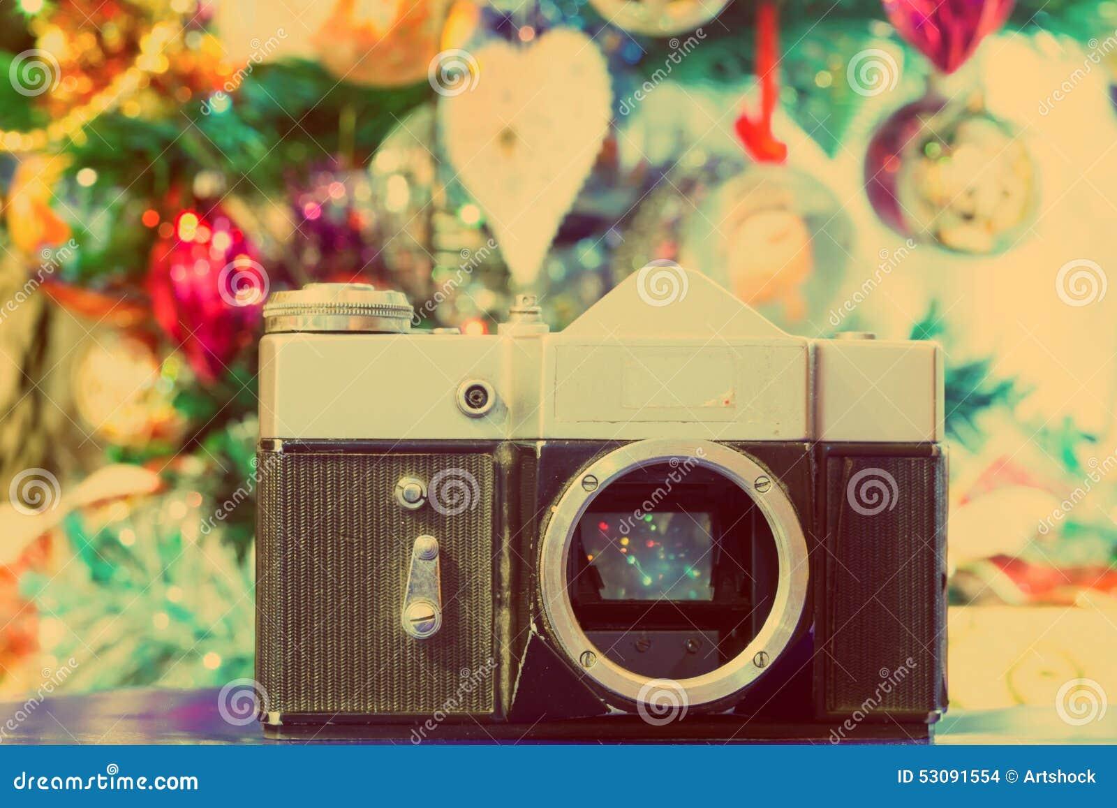Grunge Camera Effect : Grunge old camera stock illustration illustration of banner