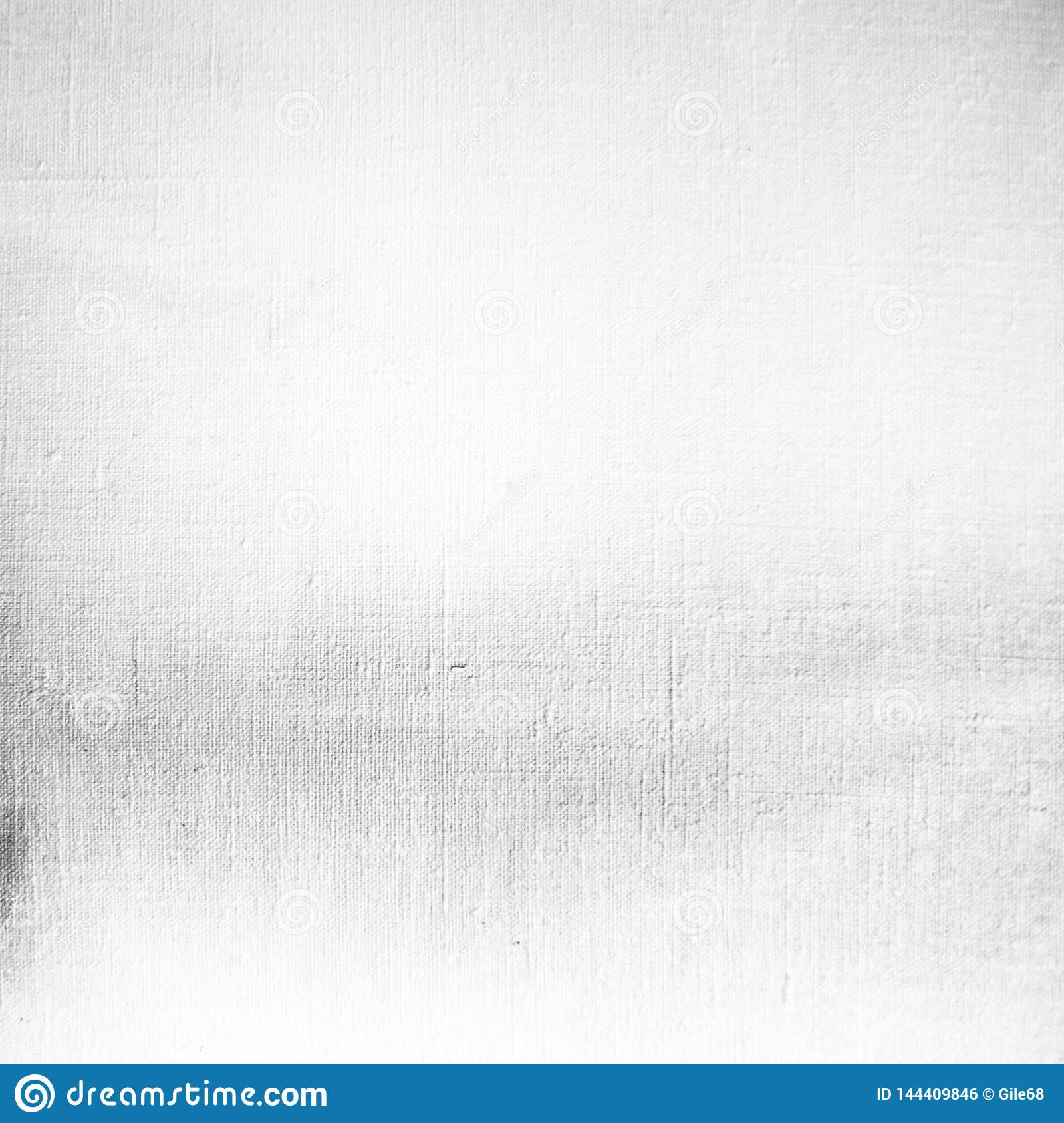 Grunge Pale Graybackgroundpale Canvas Silver Background With Soft