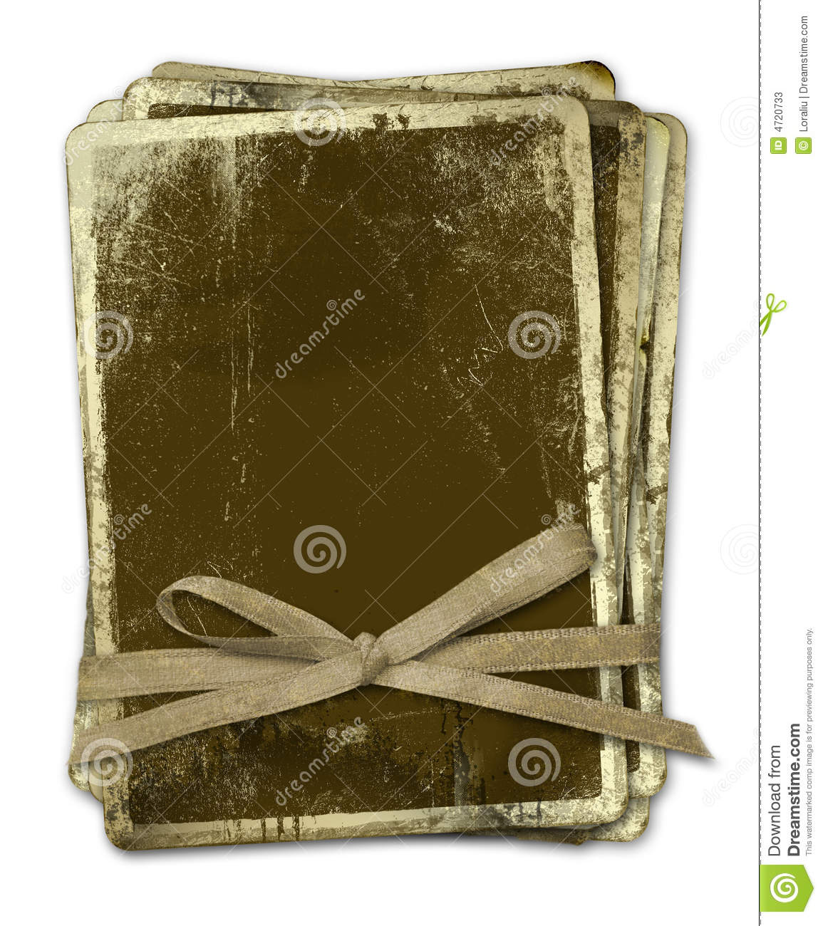 Grunge papers design