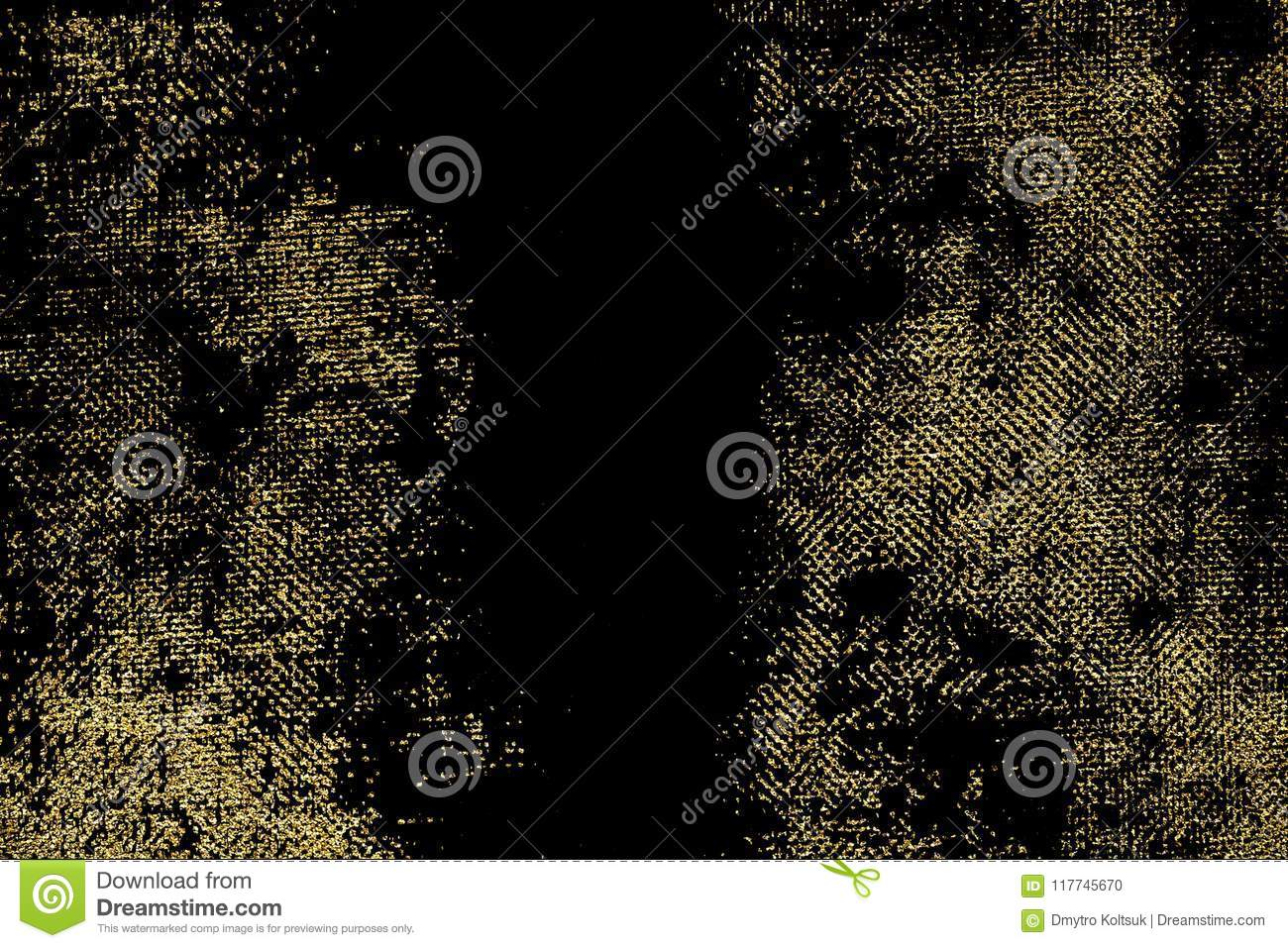 Grunge Rough concrete neutral ultra yellow texture, stone surface, cement background