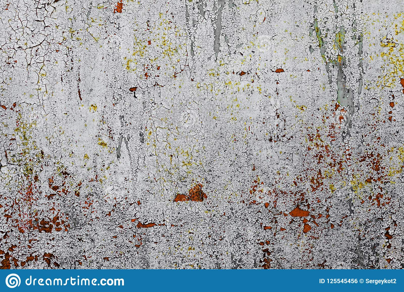 Grunge Rusted Metal Texture Gray Background Old Iron Panel Desktop