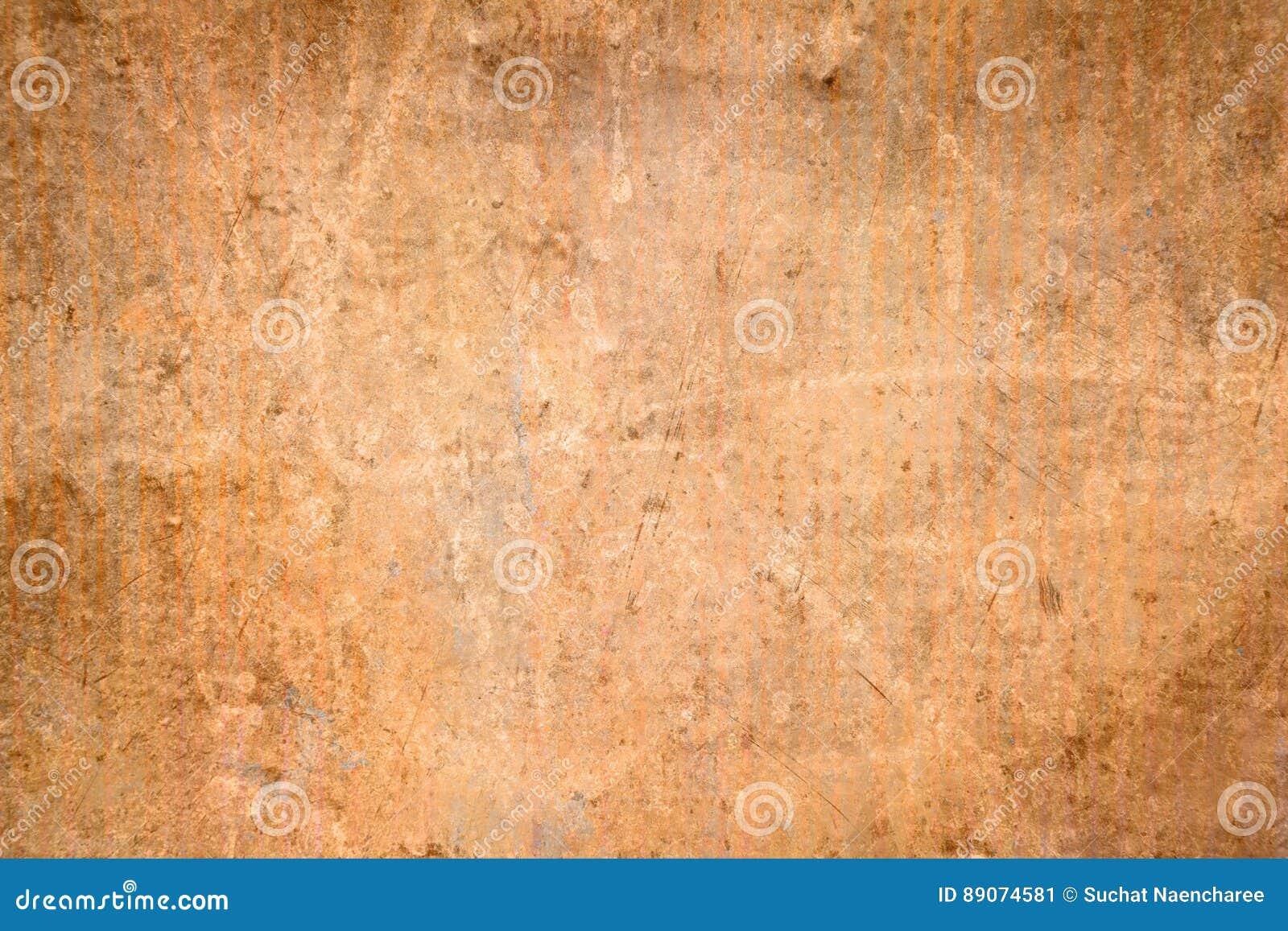 Grunge Rustic Copper Texture