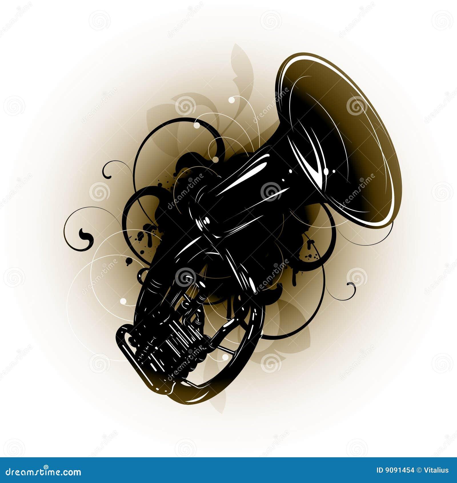 Grunge Saxophon